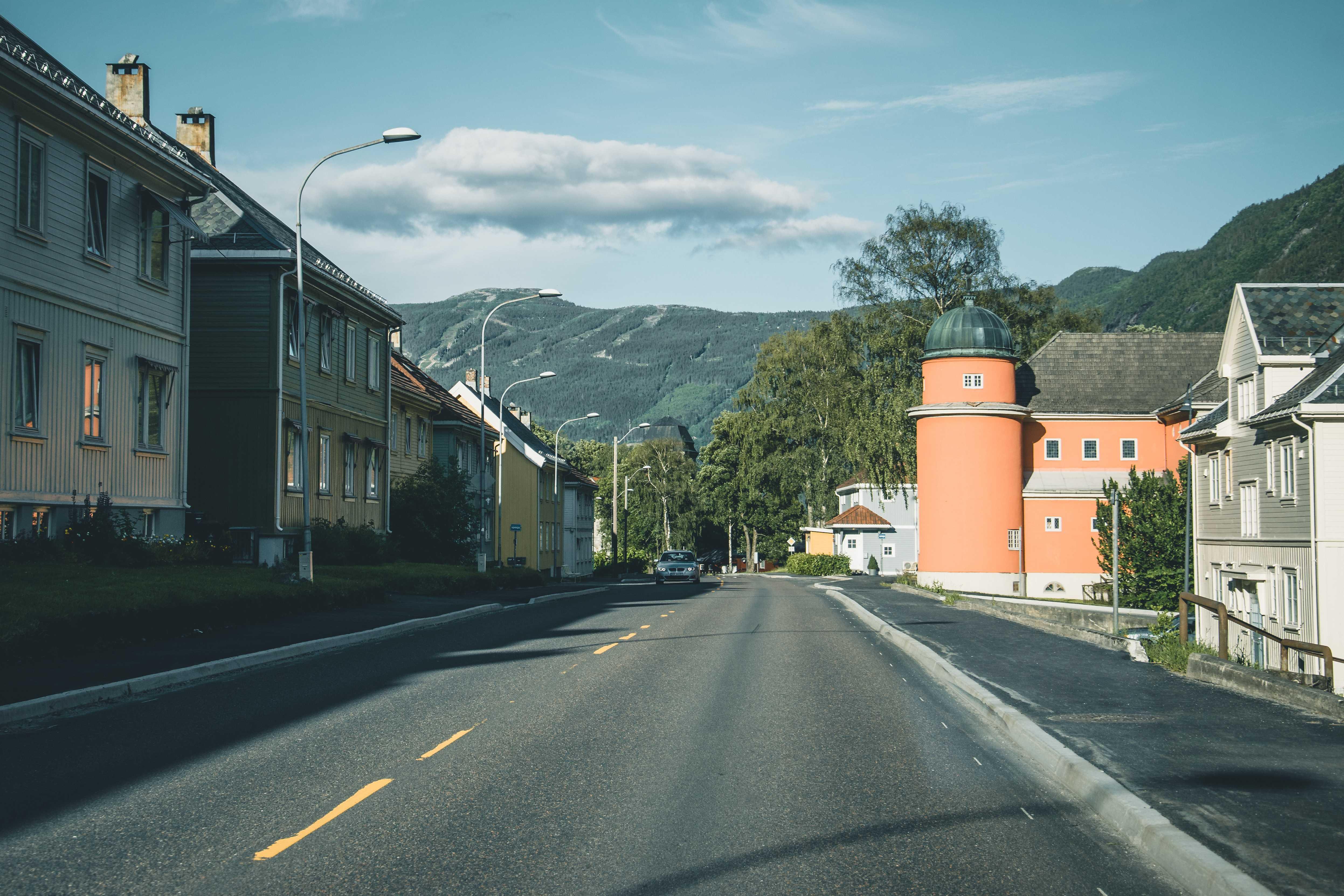 Rjukan Norwegia