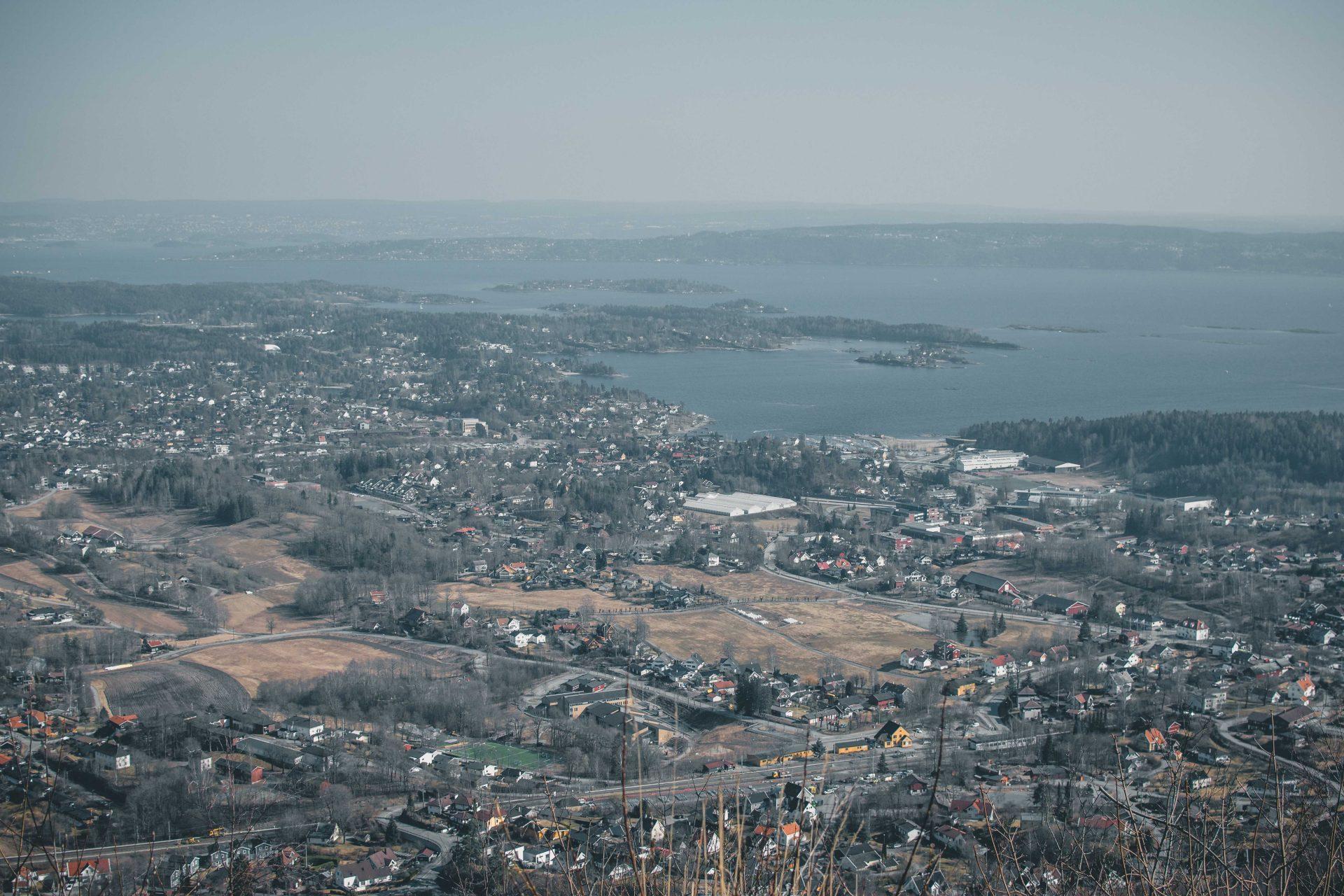 ciekawe miejsca okolice Oslo