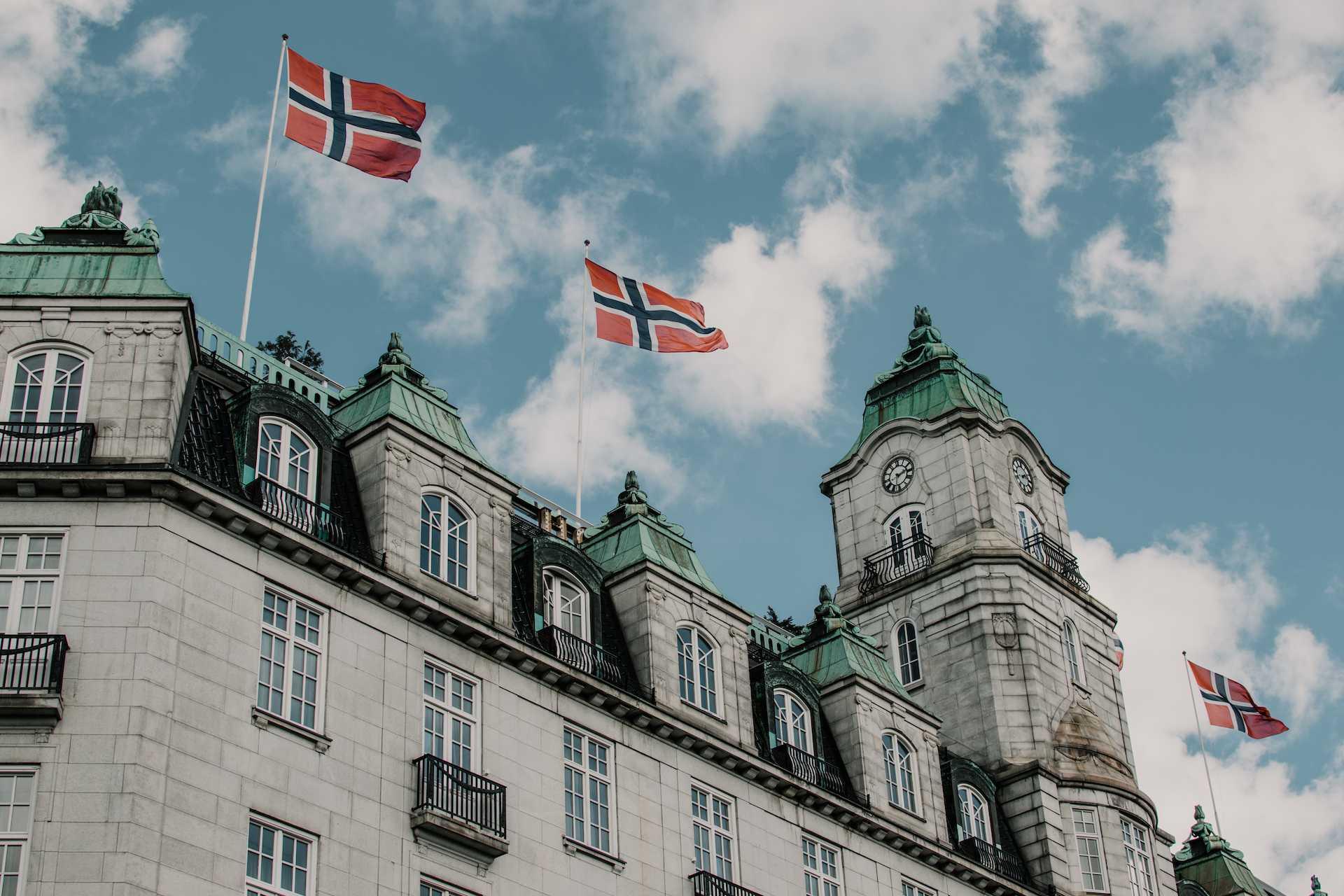 Oslo zwiedzanie