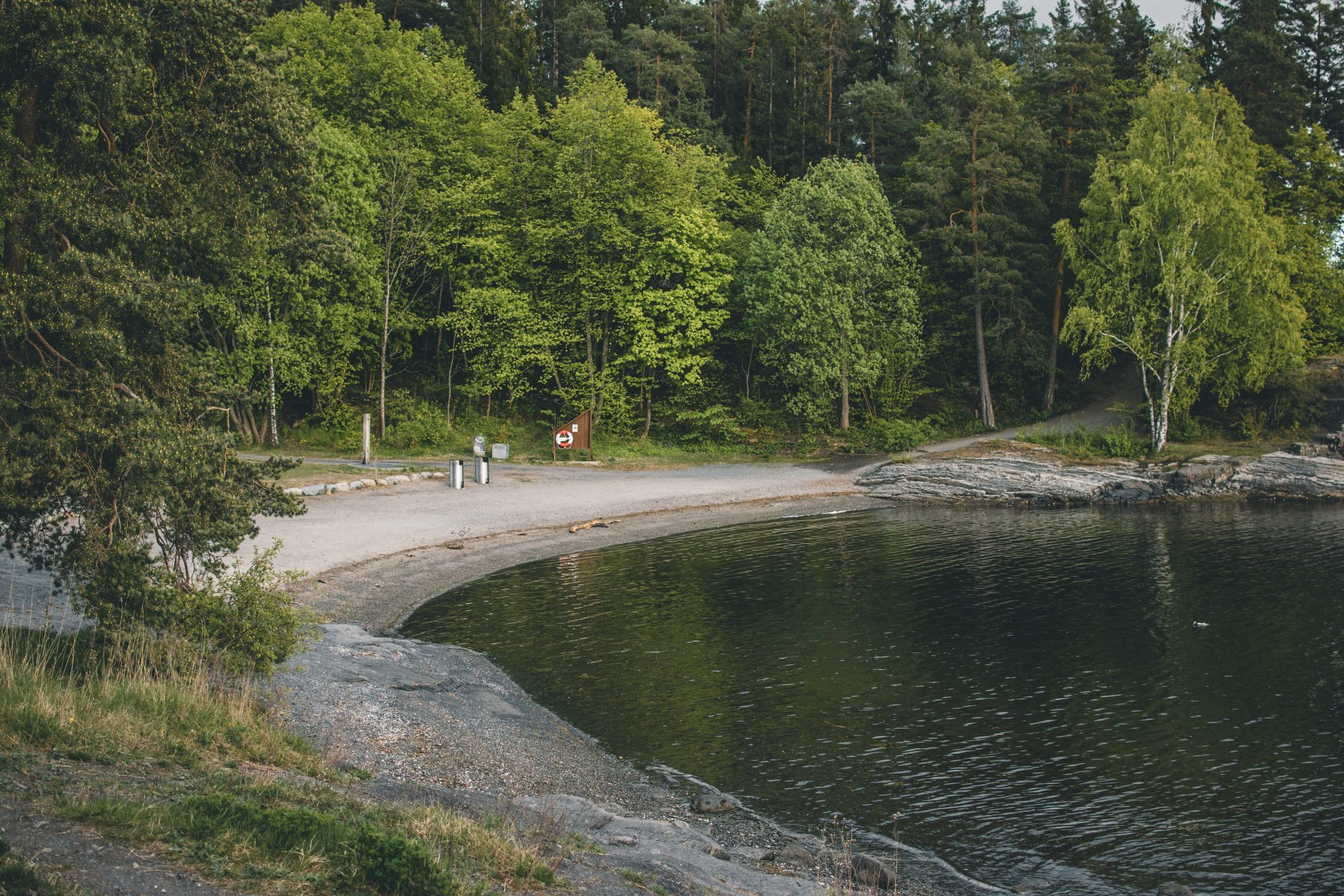 plaża Sandvika