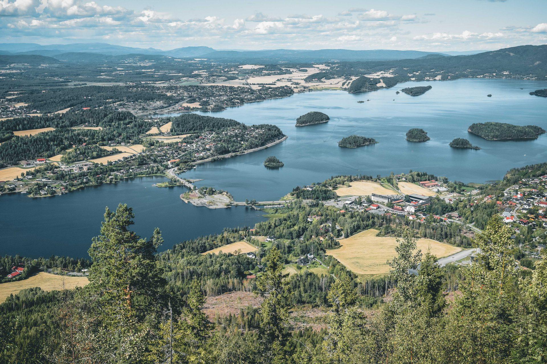 Konges Utsikt Norwegia
