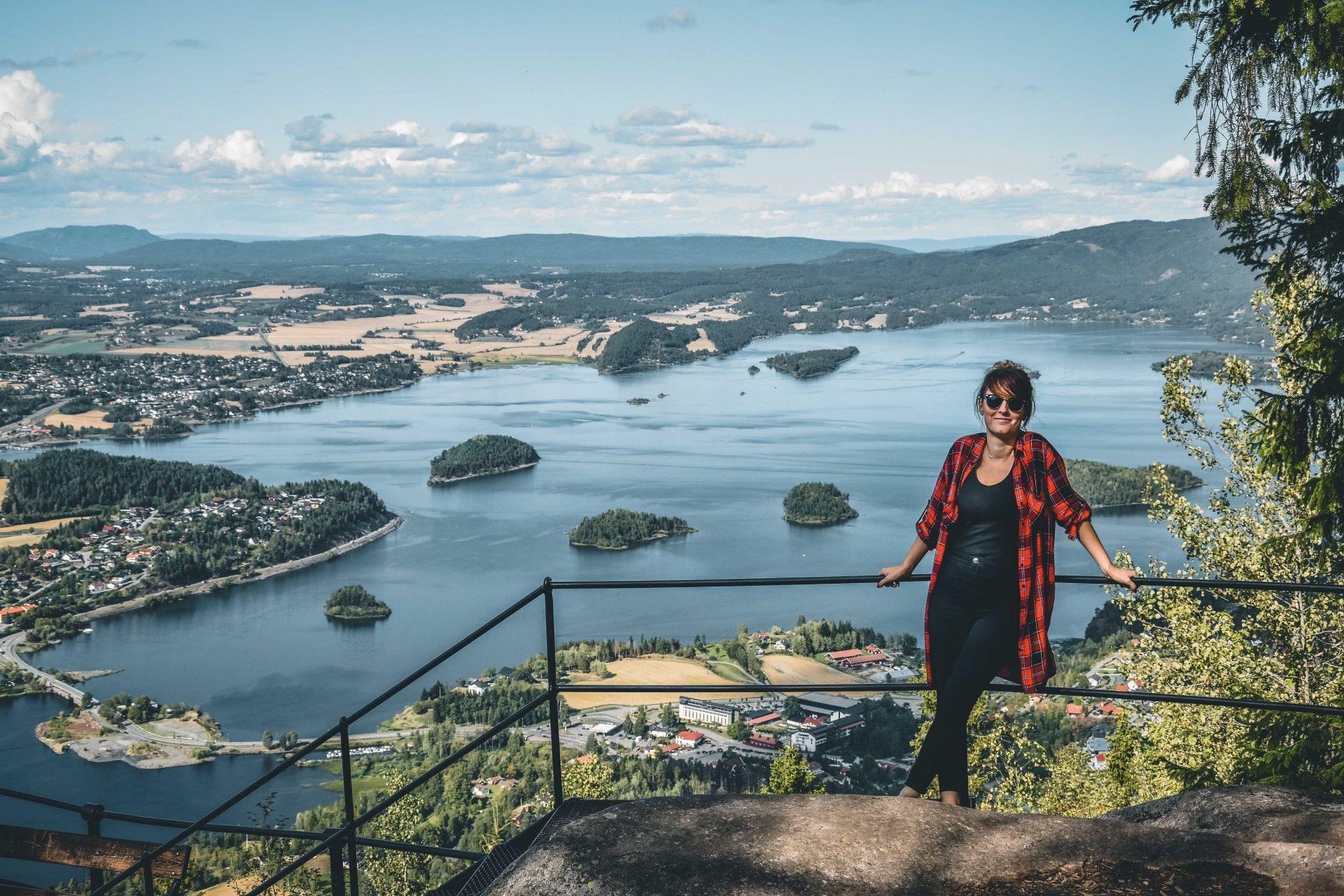 południowa Norwegia ciekawe miejsca