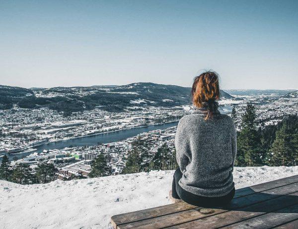 Fajne miejsce w Drammen