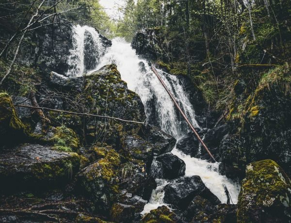 wodospad w Asker