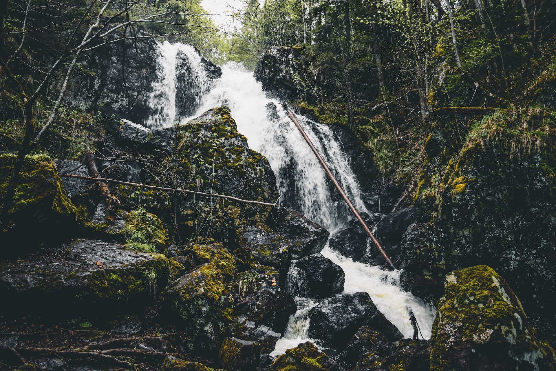 wodospad wAsker