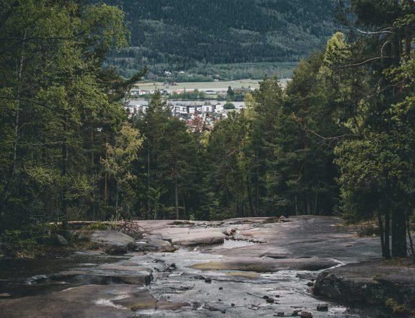 kanion w Drammen