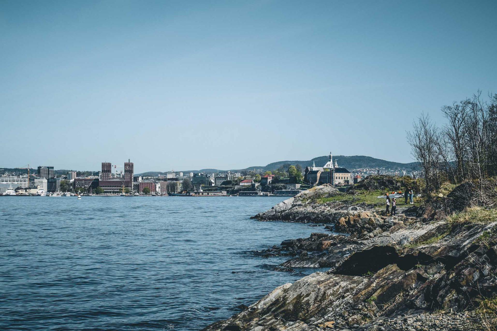 Oslo wyspy
