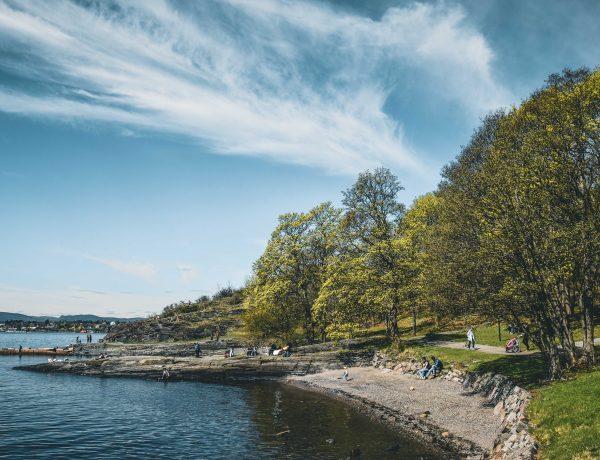 Wyspa Hovedøya