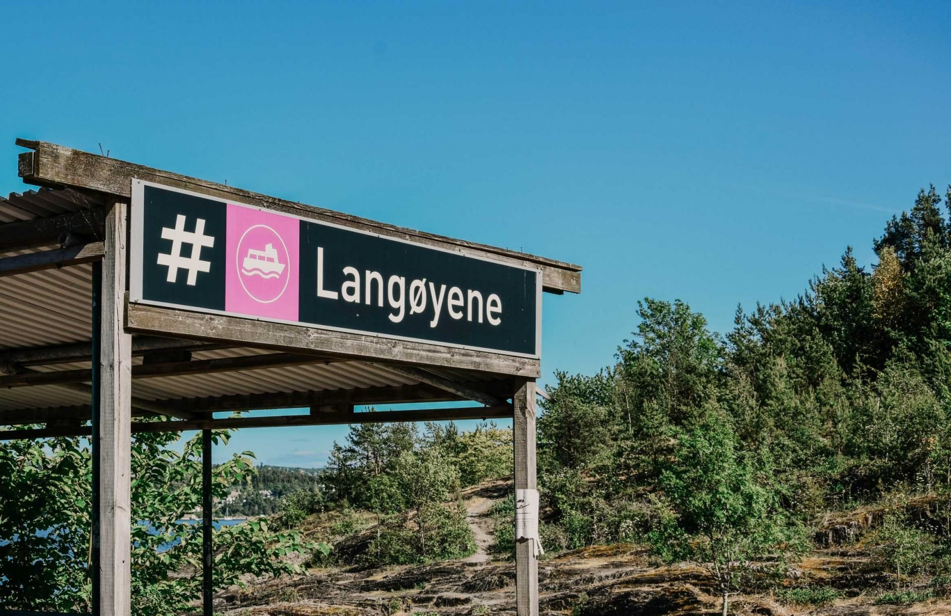 Langoyene