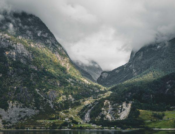 wrzesień w Norwegii