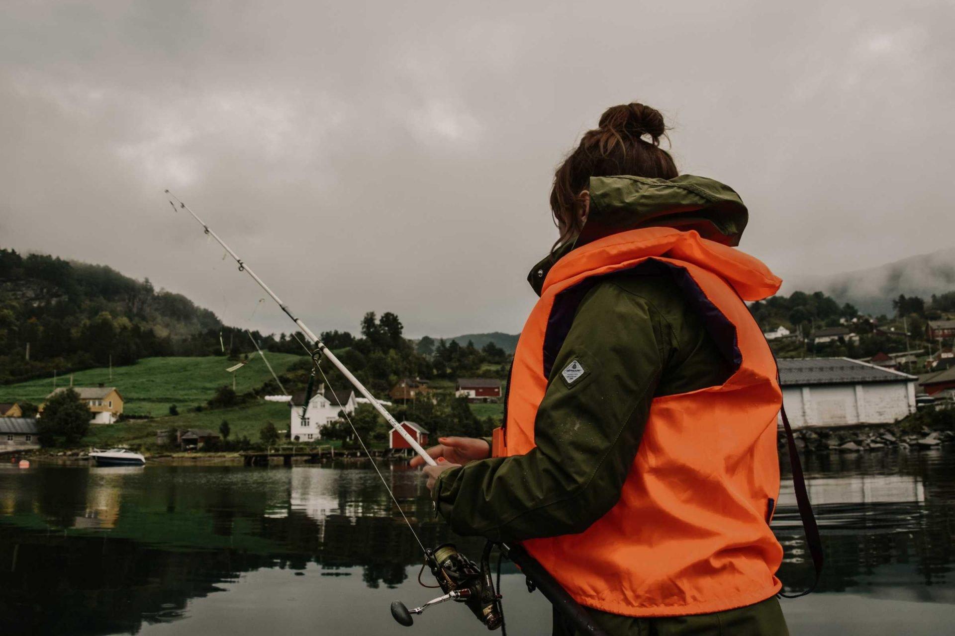 ryby wNorwegii