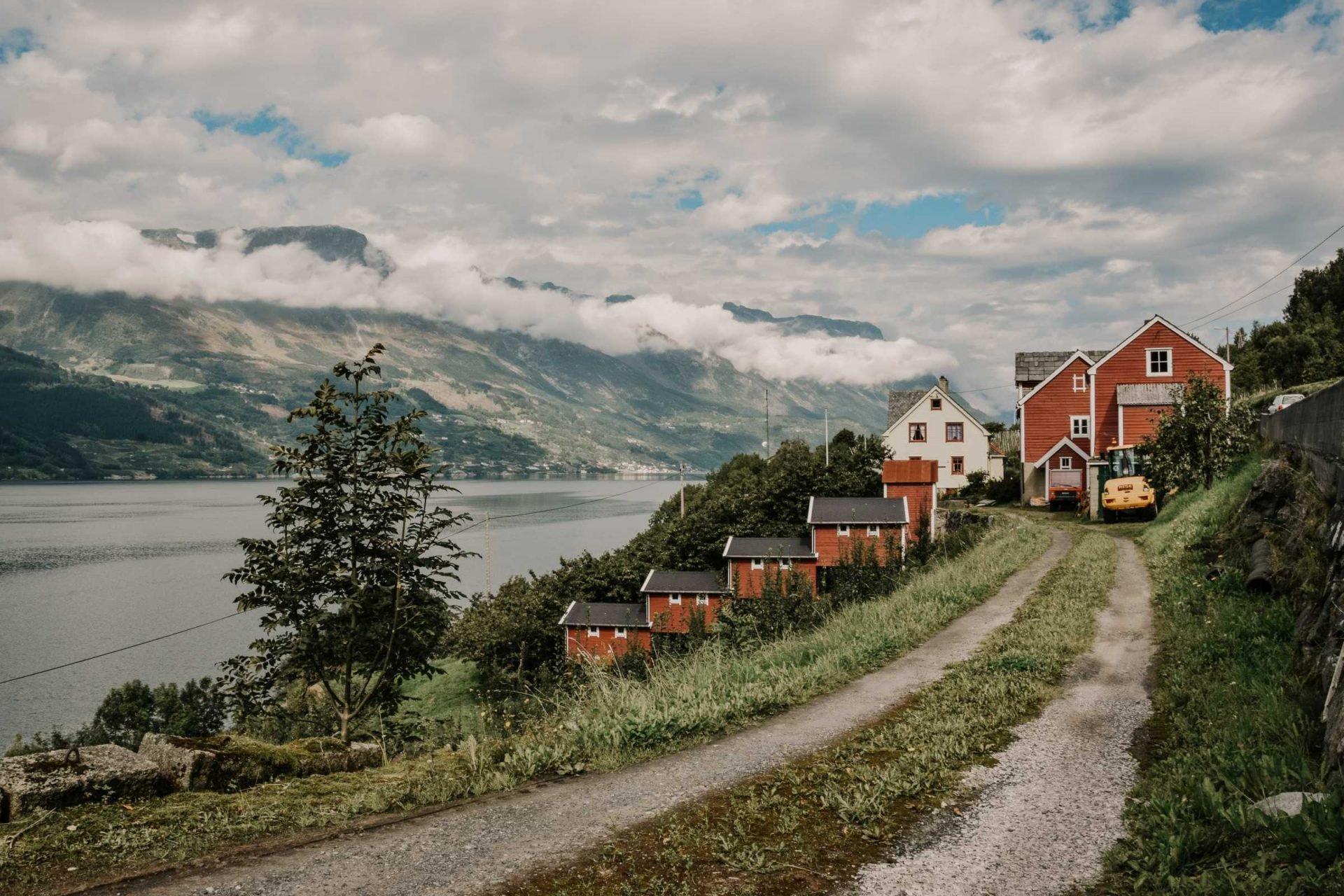 wrzesień wNorwegii