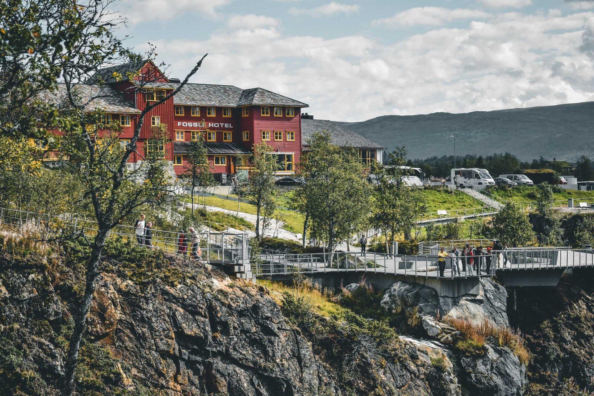 hotel Vøringsfossen