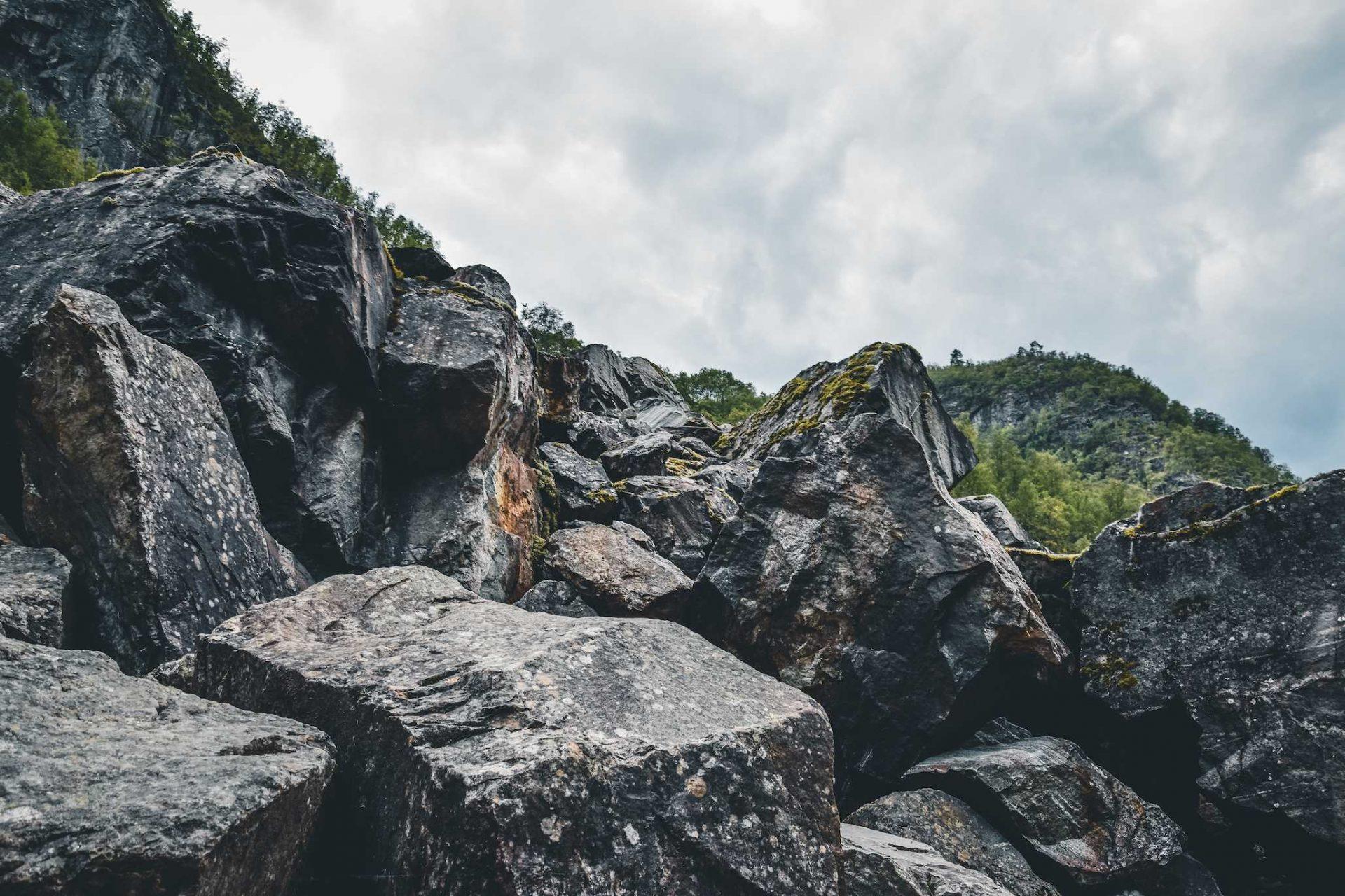 szlak naVøringsfossen