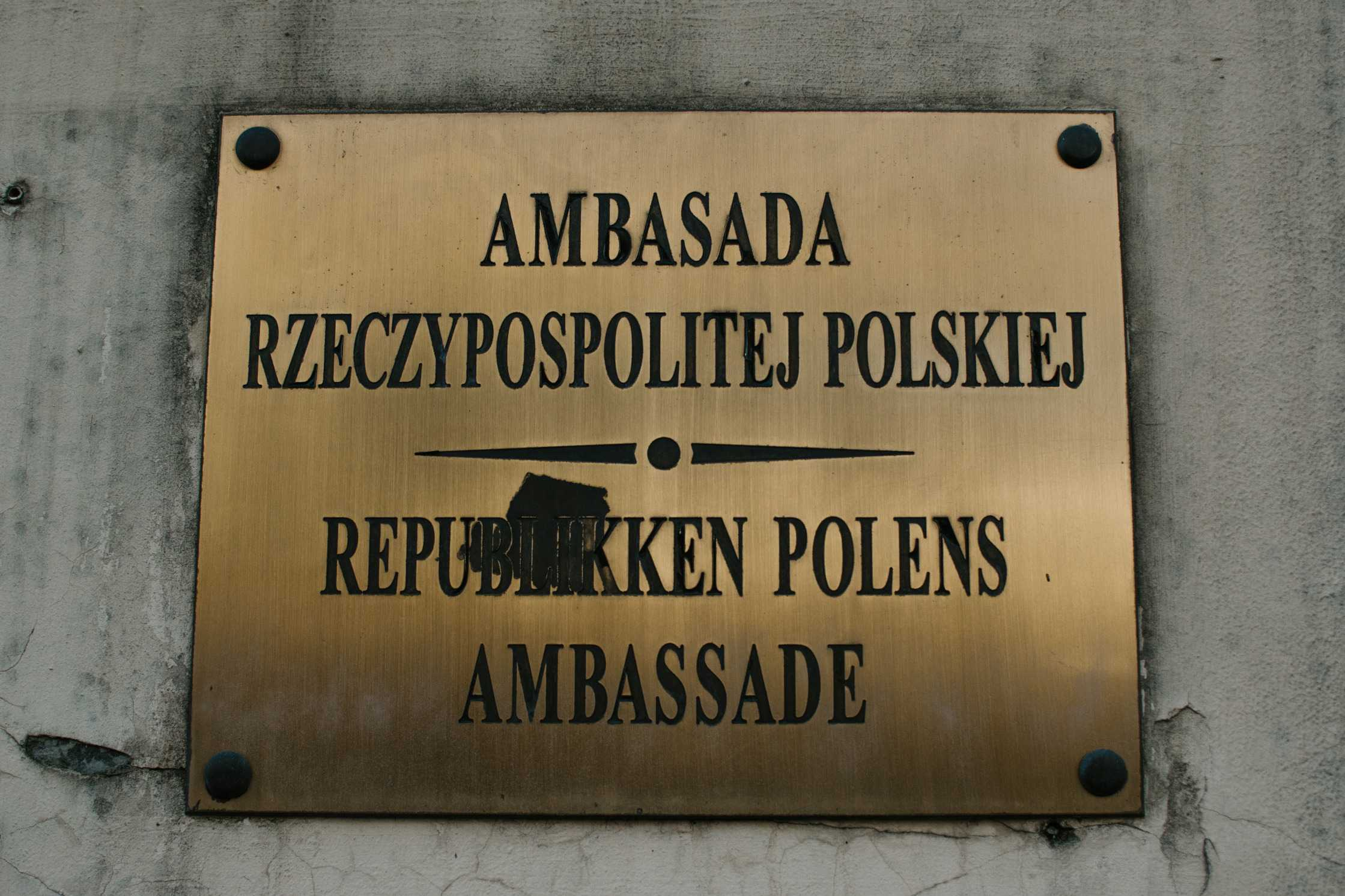 Ambasador Polski wNorwegii