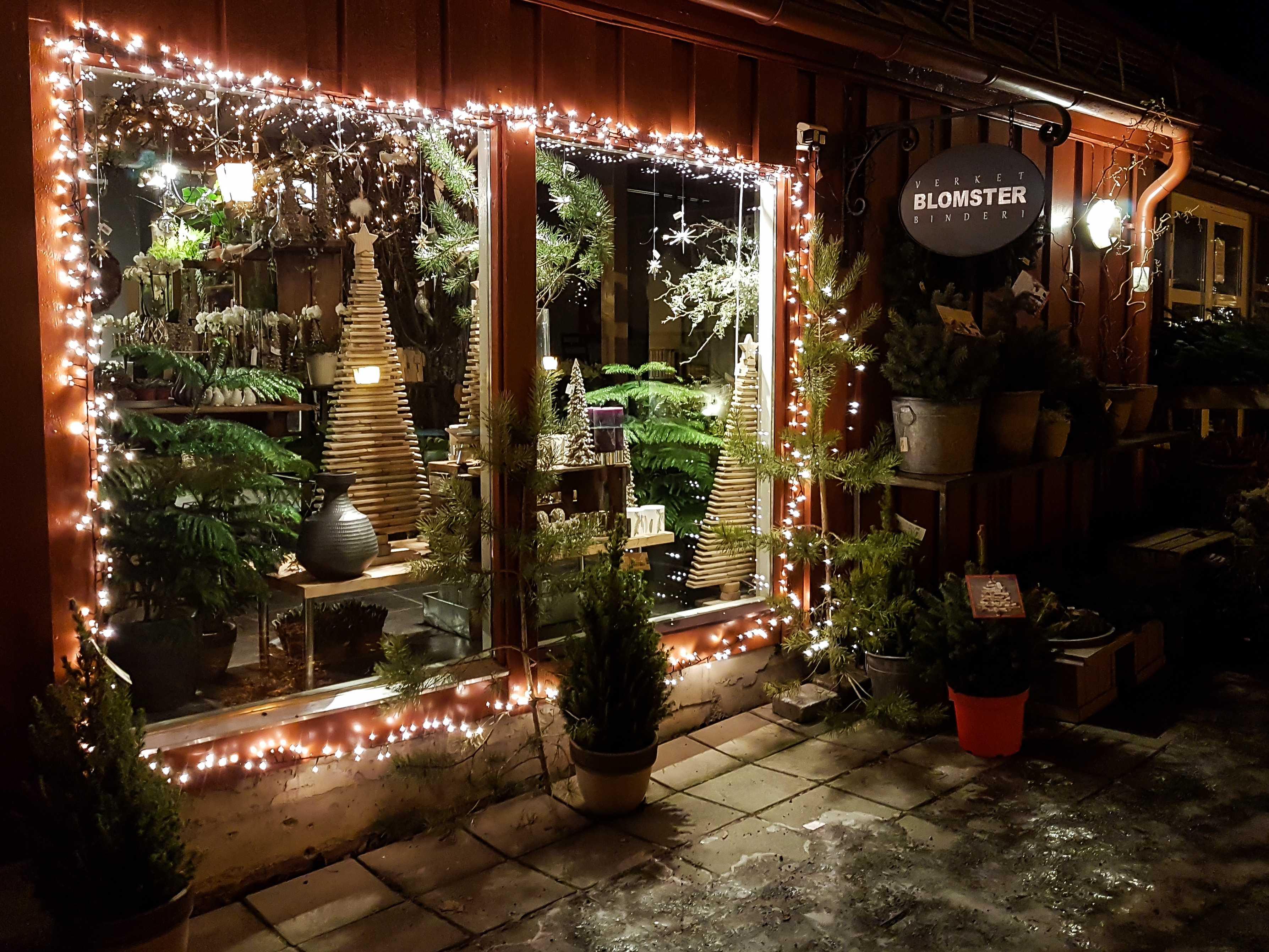 Jarmark bożonarodzeniowy wBaerums Verk