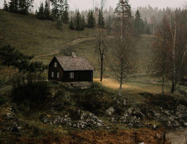 Listopad w Norwegii
