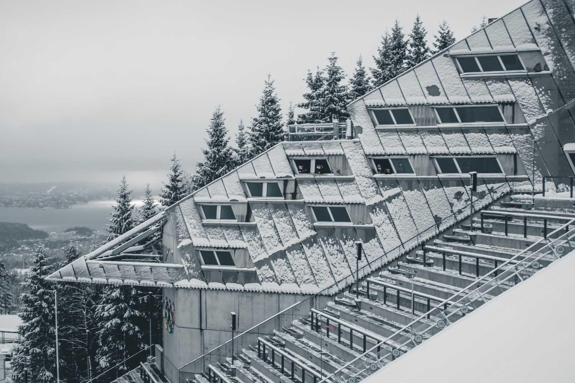skoki narciarskie Norwegia