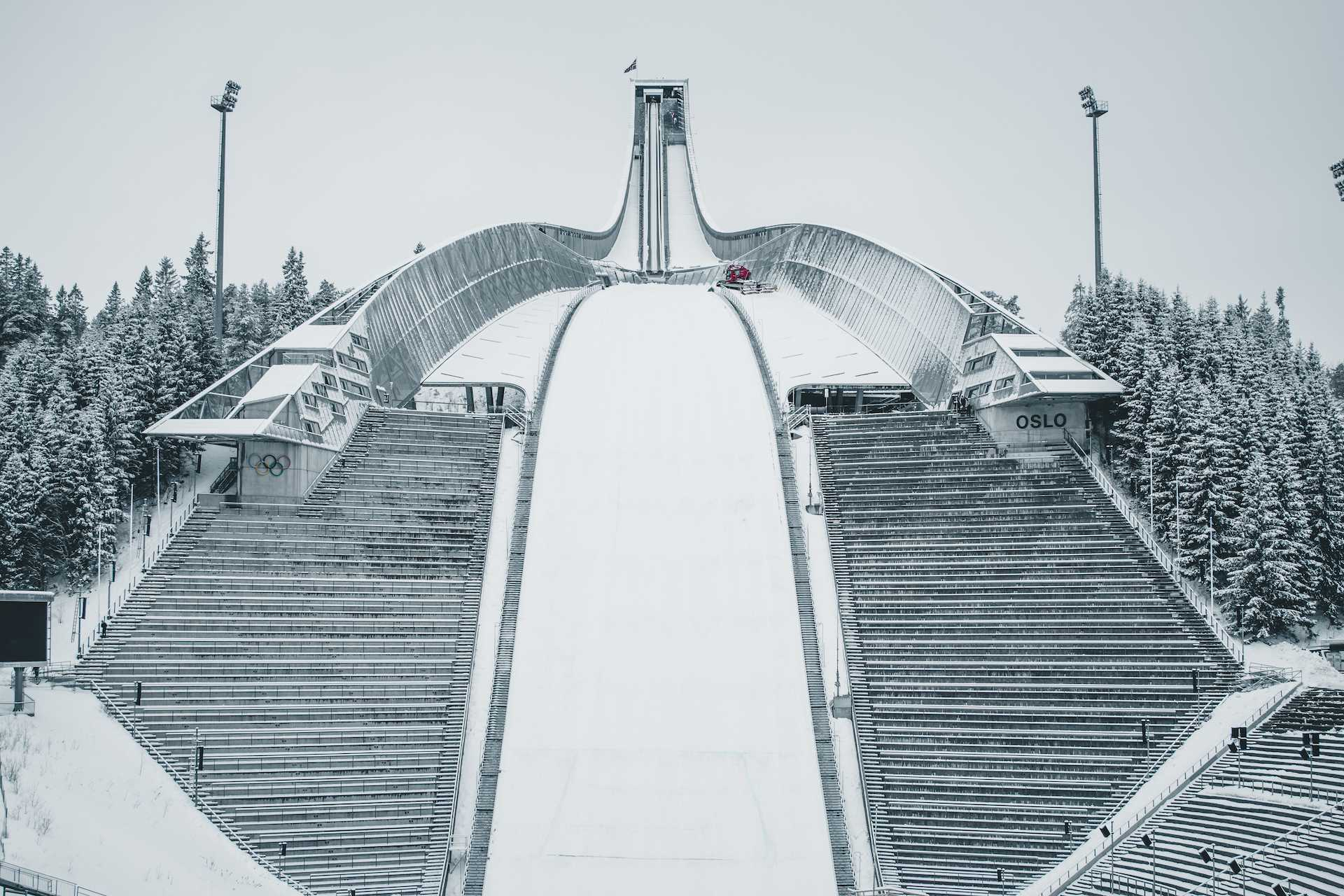 skoki narciarskie Holmenkollen