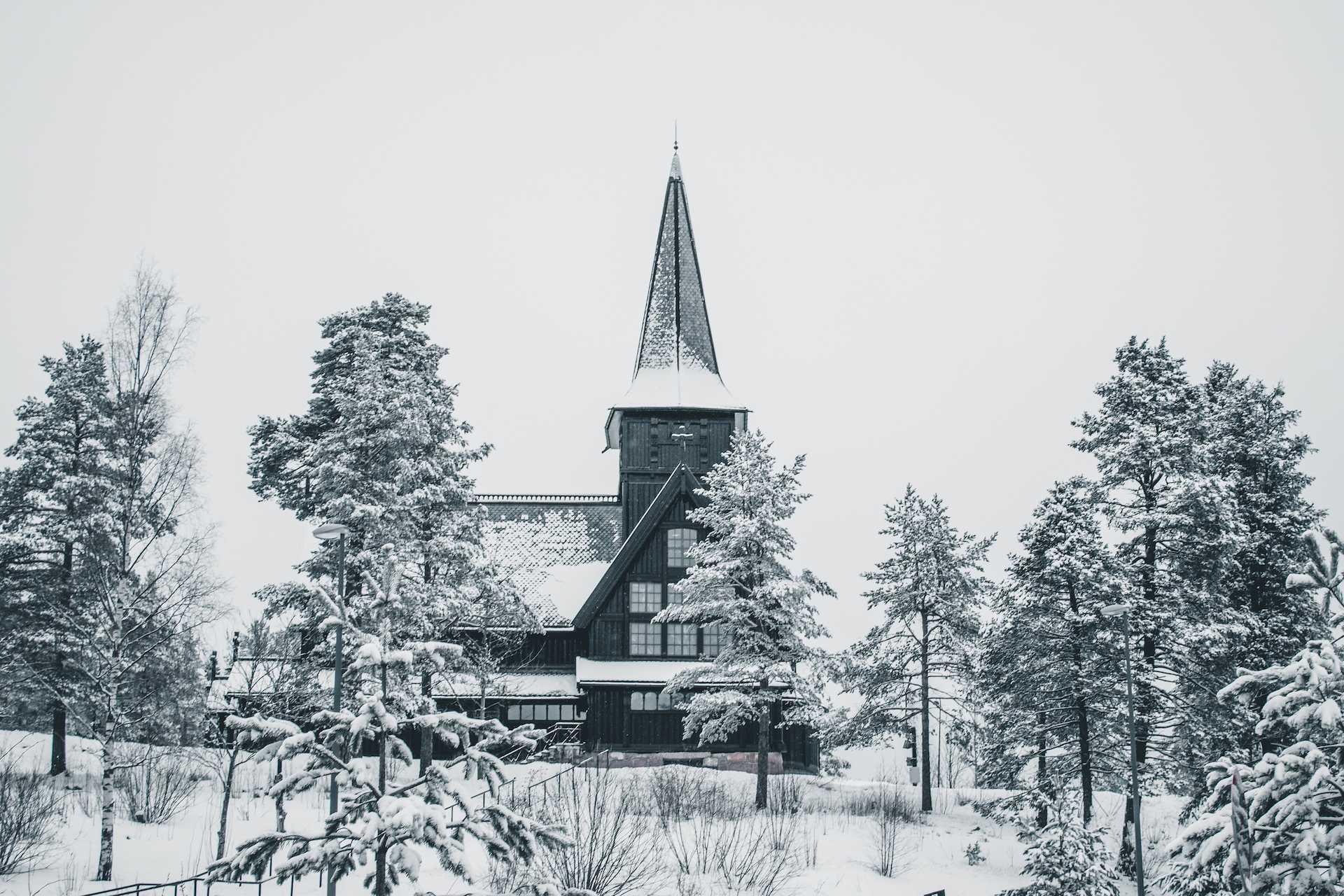Kościół Holmenkollen