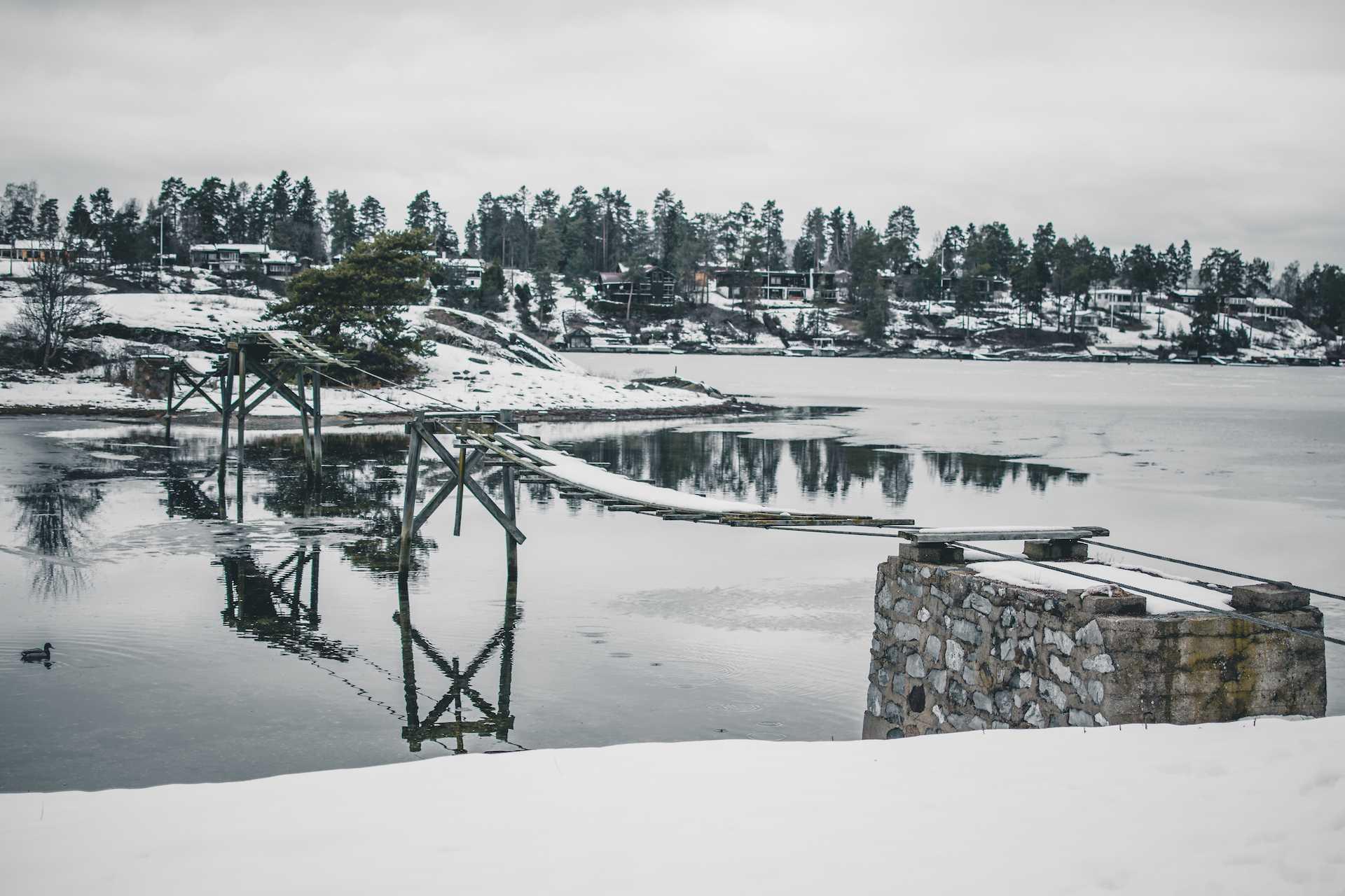 mosty wNorwegii