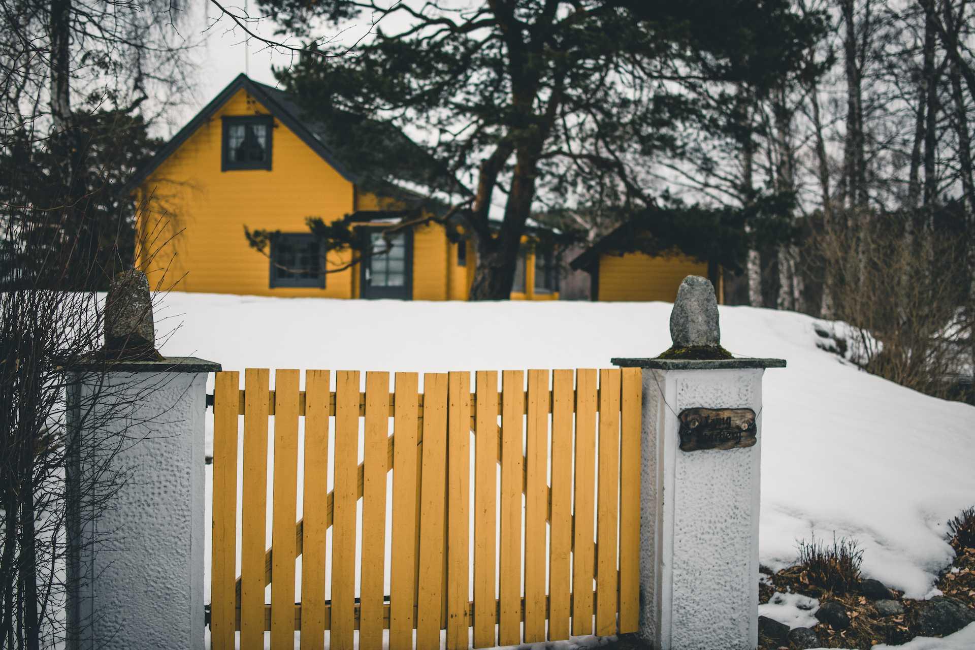 hytty wNorwegii