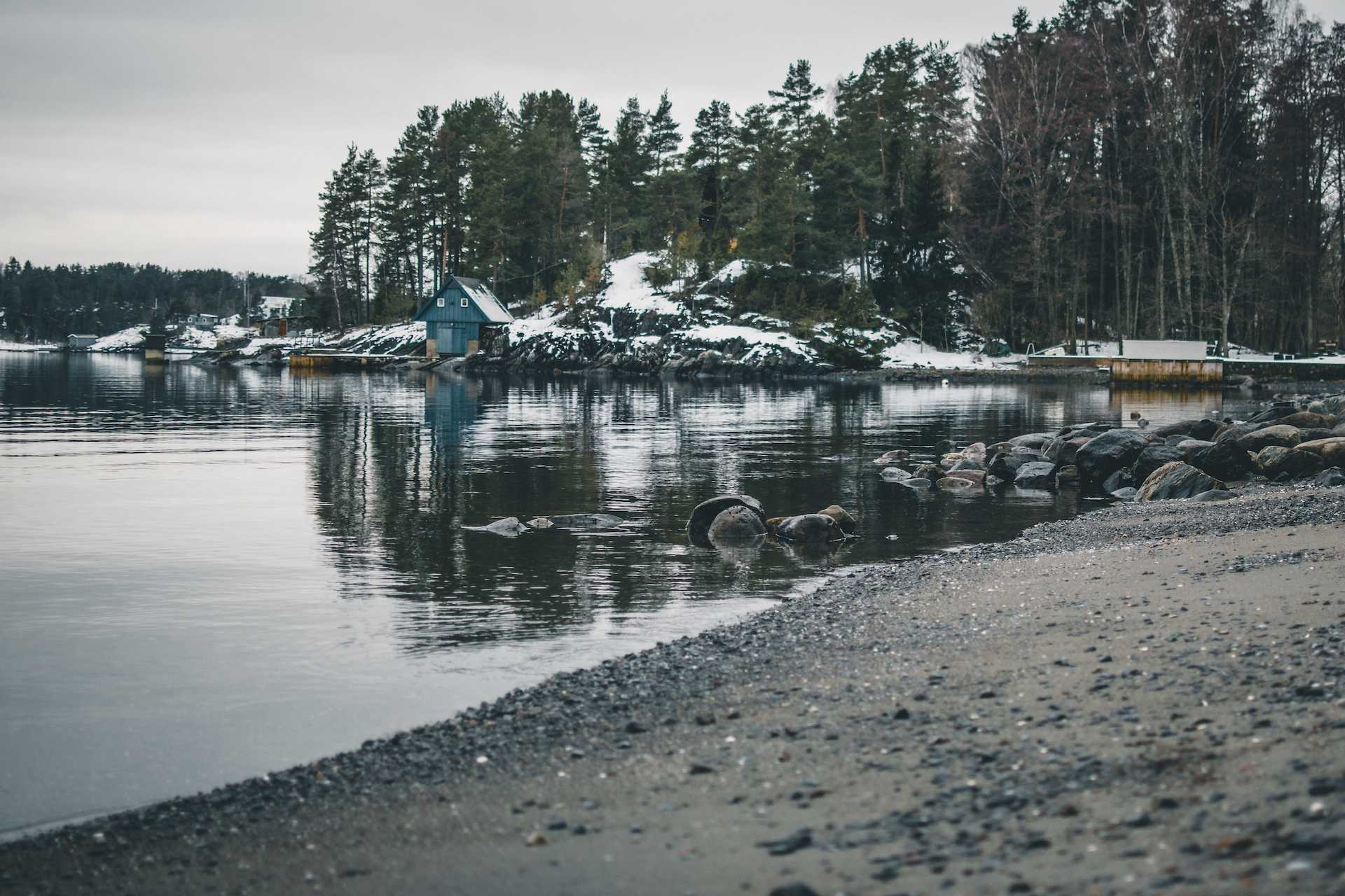 plaze wNorwegii