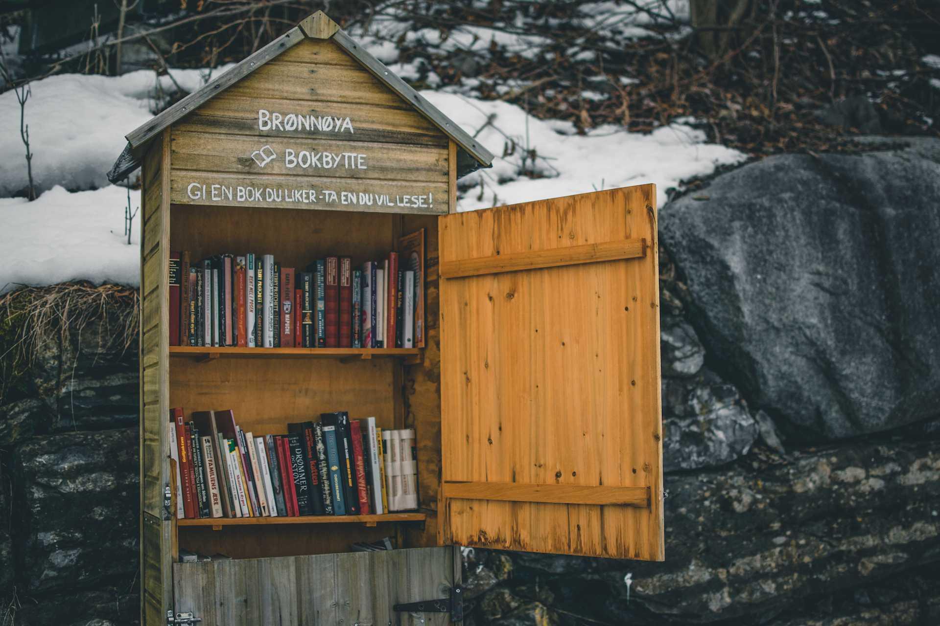 norweskie książki