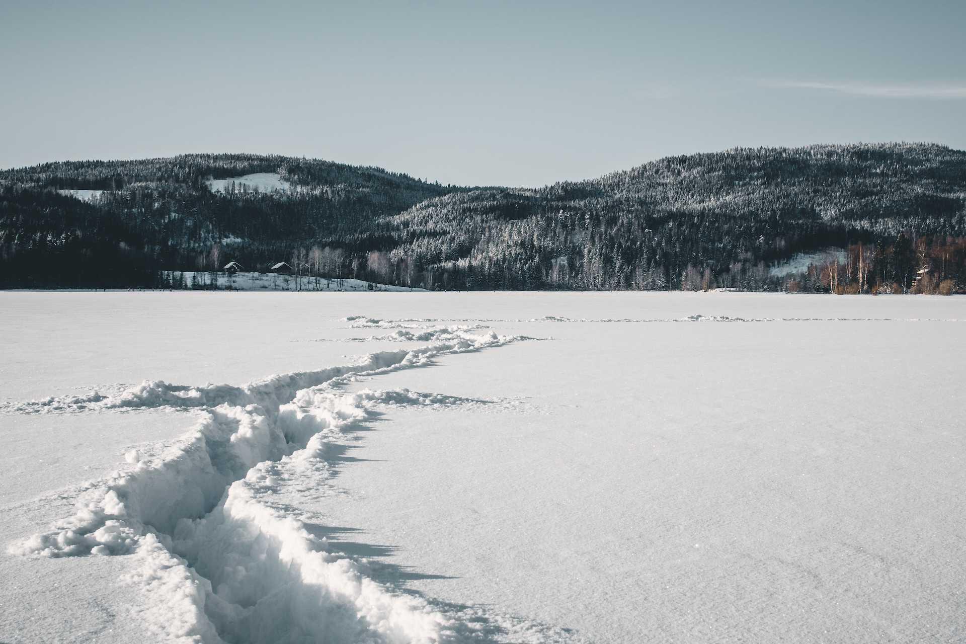 Góry wokolicach Oslo