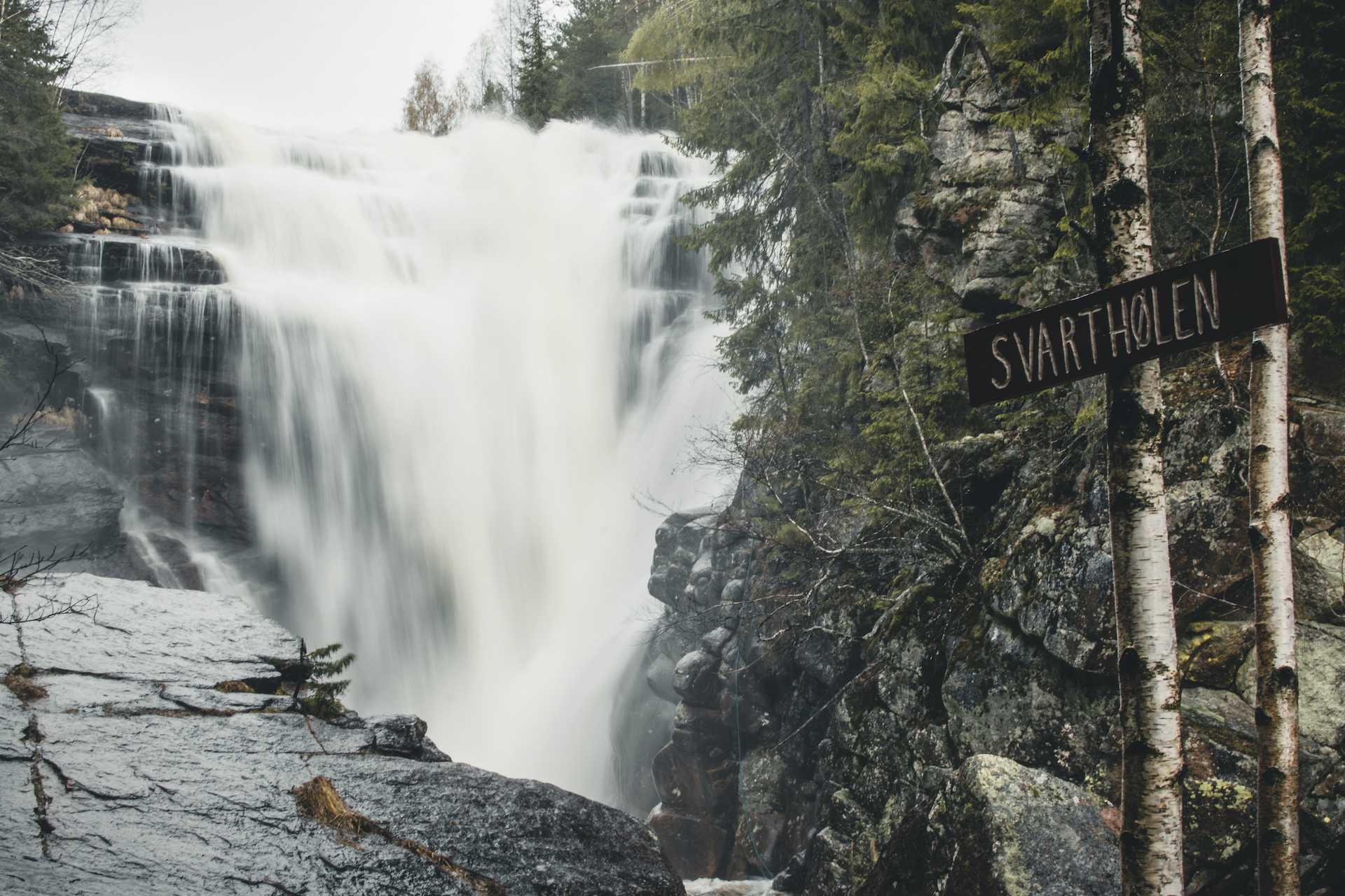 wodospad Oslo