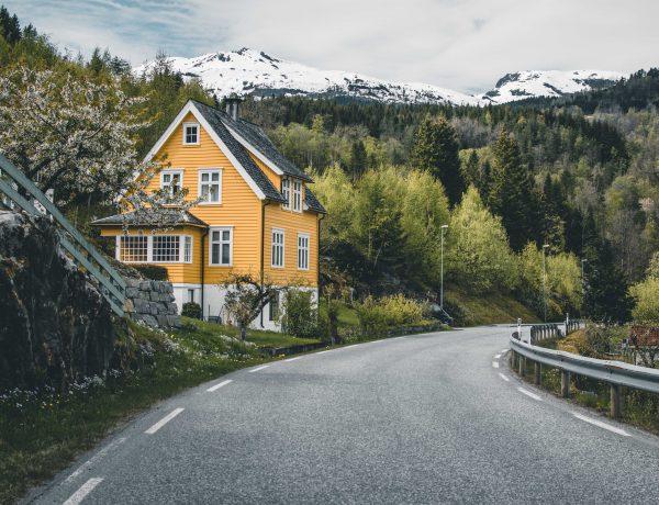 Jak tanio podróżować po Norwegii