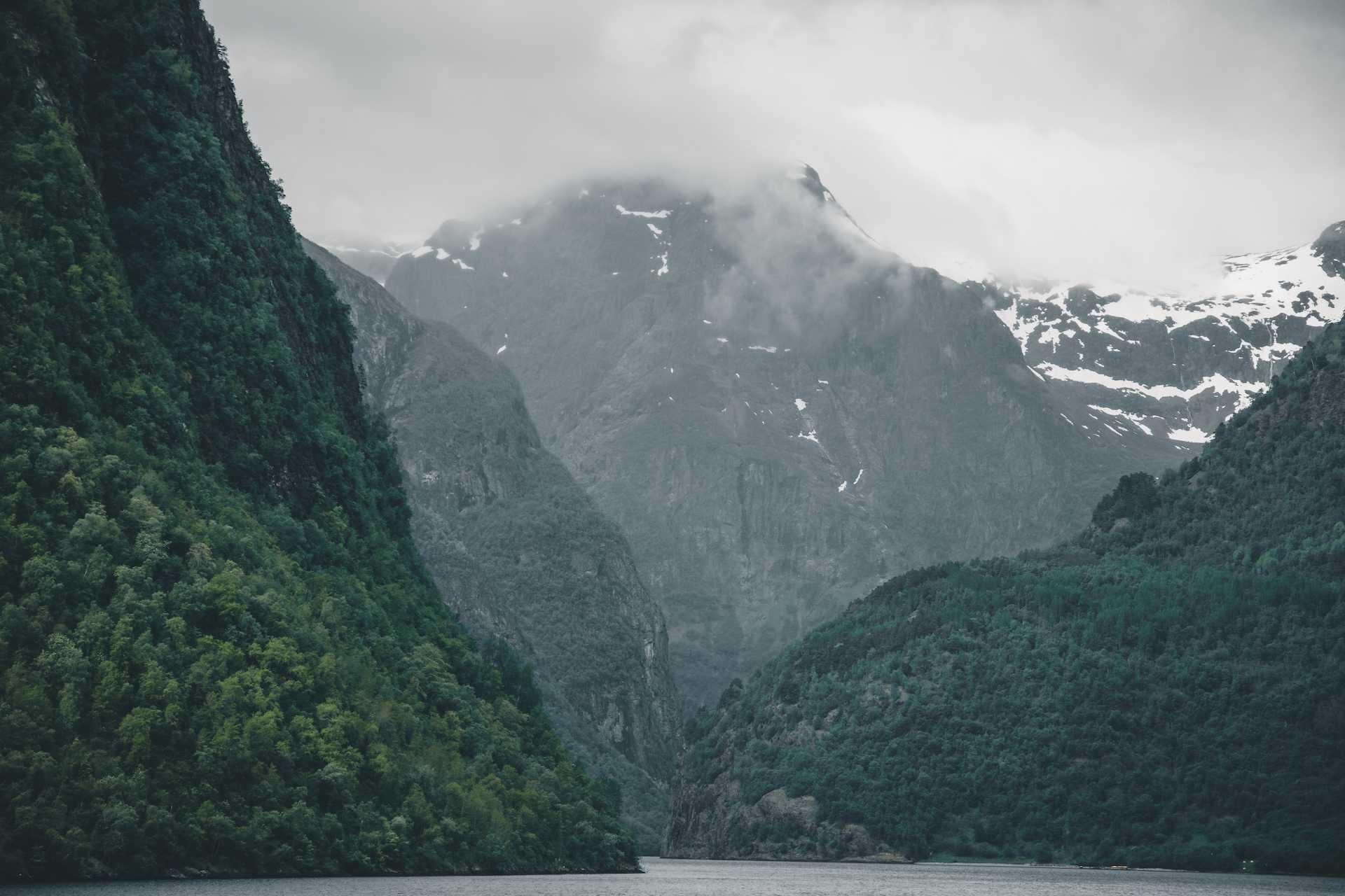 fiordy wNorwegii