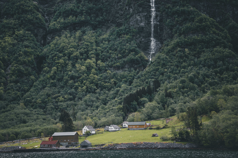 wioski wNorwegii