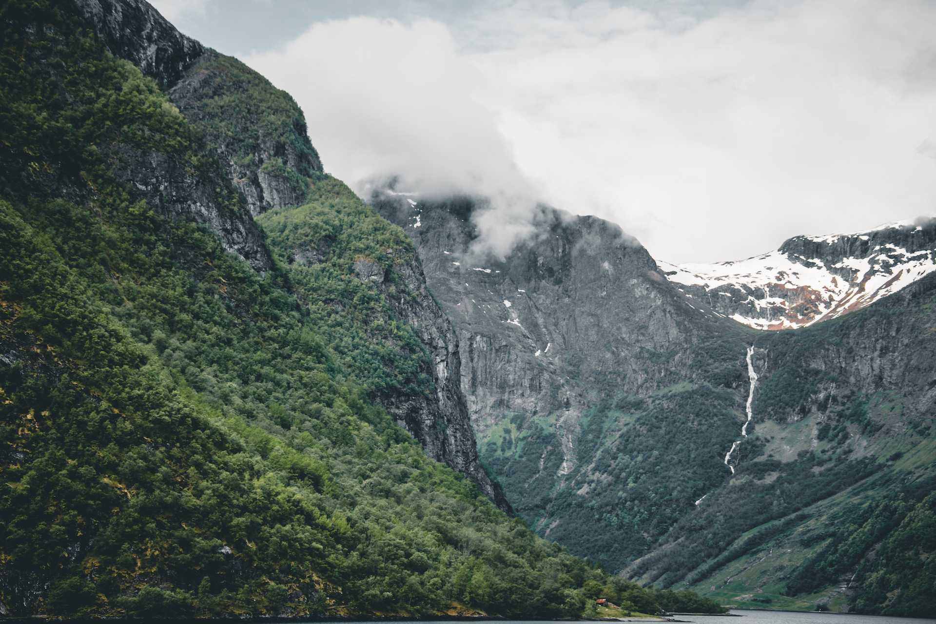 Norwegia pogoda