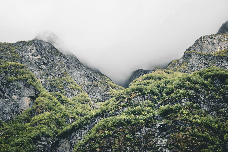 góry Norwegia