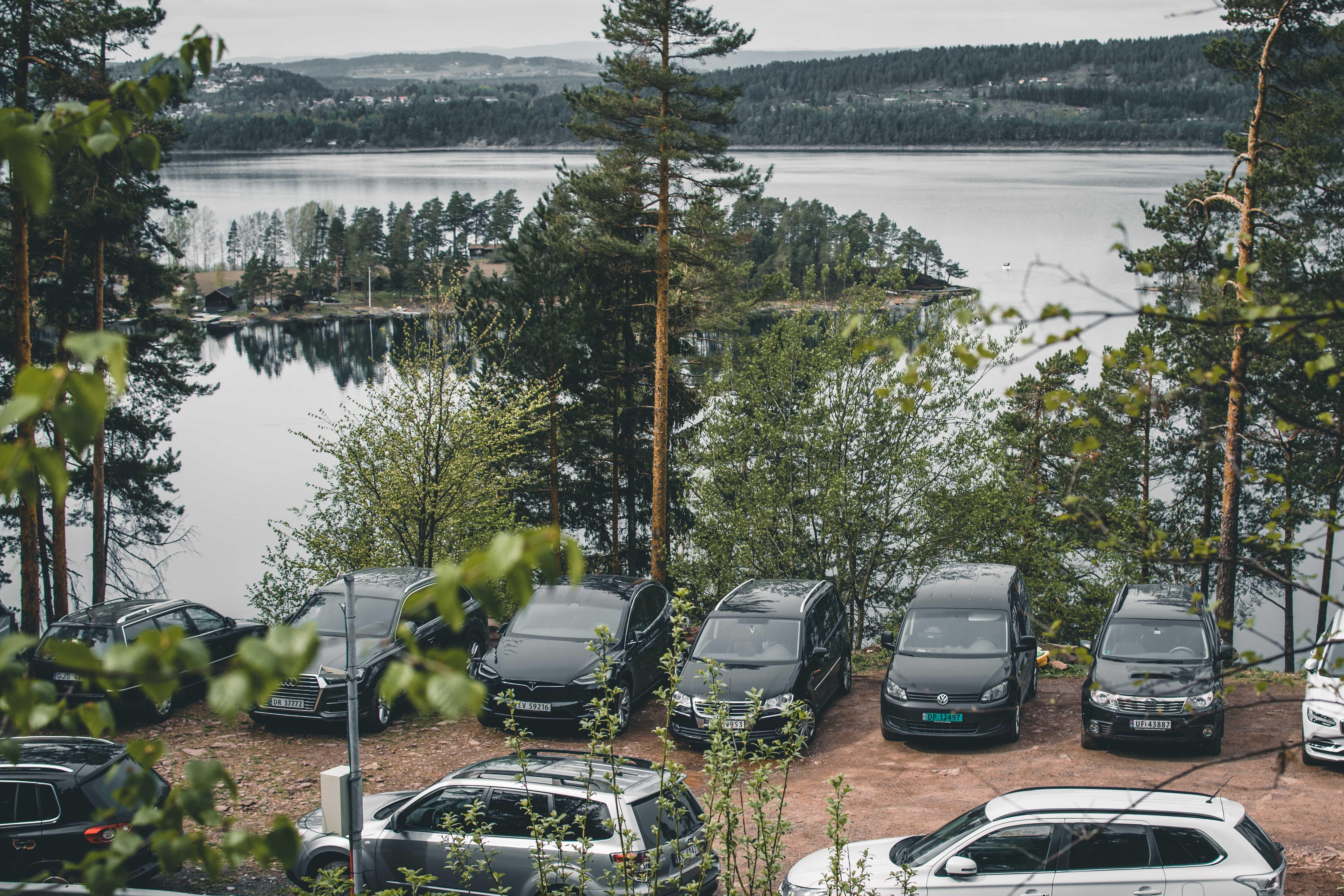 parking Mørkgonga iGyrihaugen