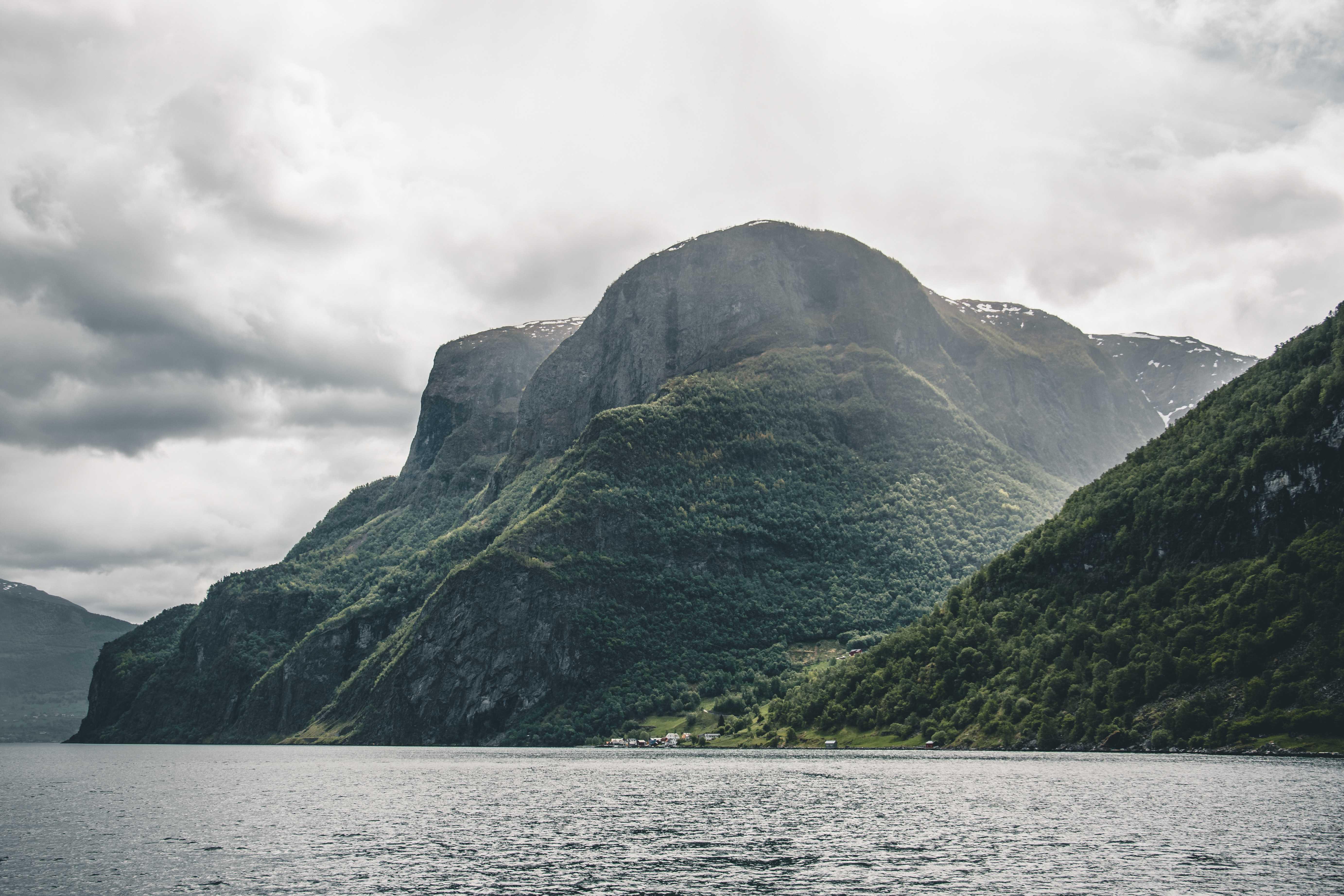 fiordy Bergen