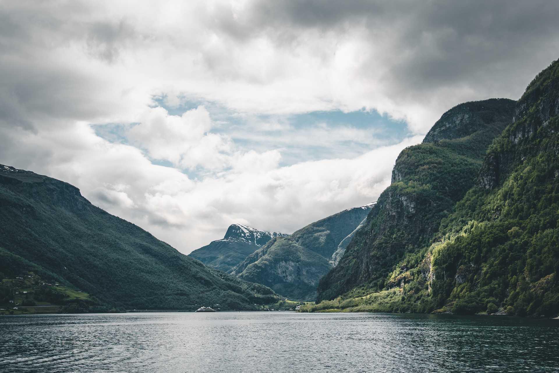 sognefjord rejs