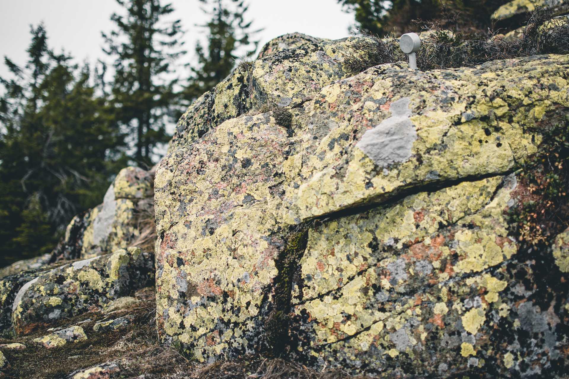 skały wNorwegii