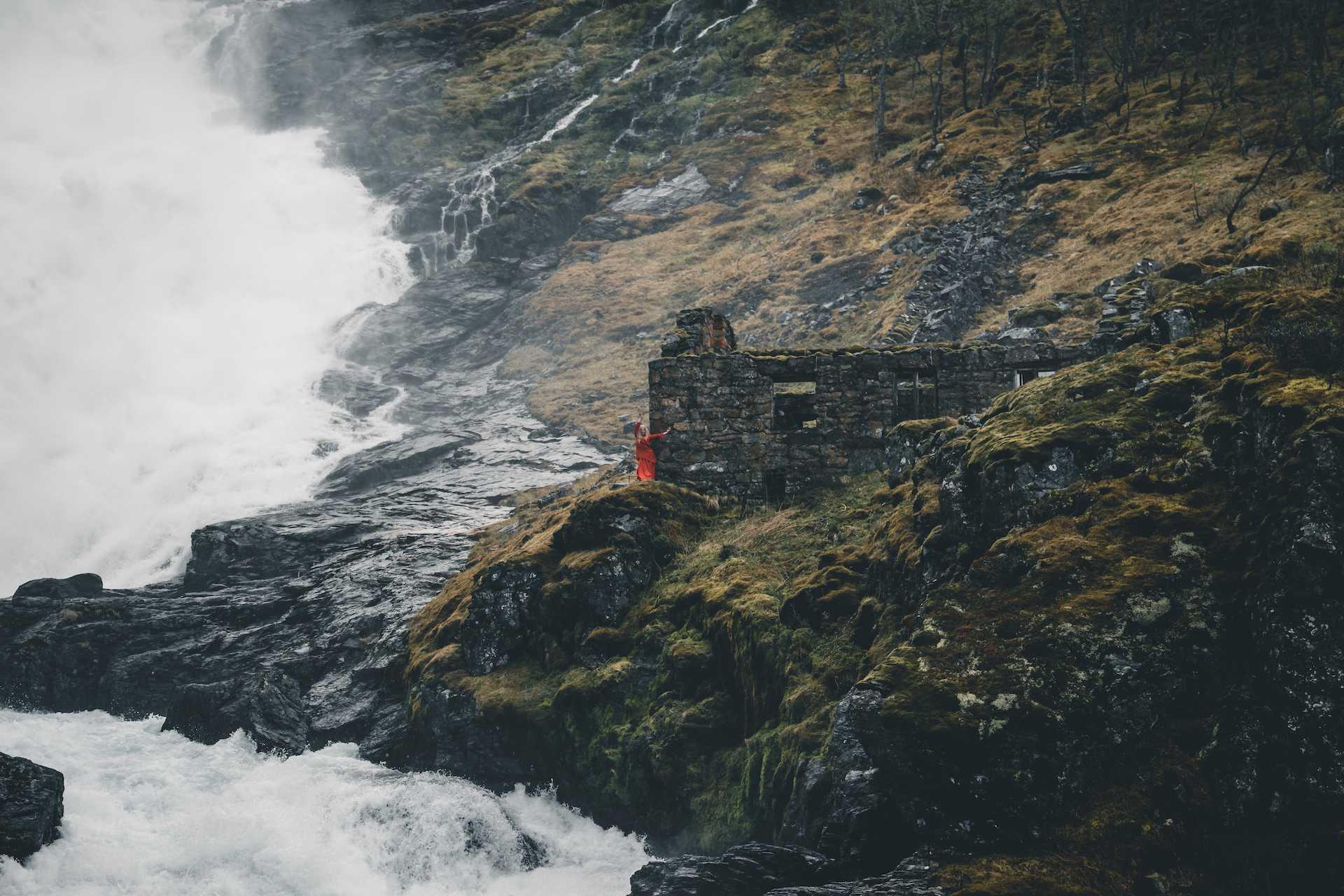 niezwykłe miejsca wNorwegii