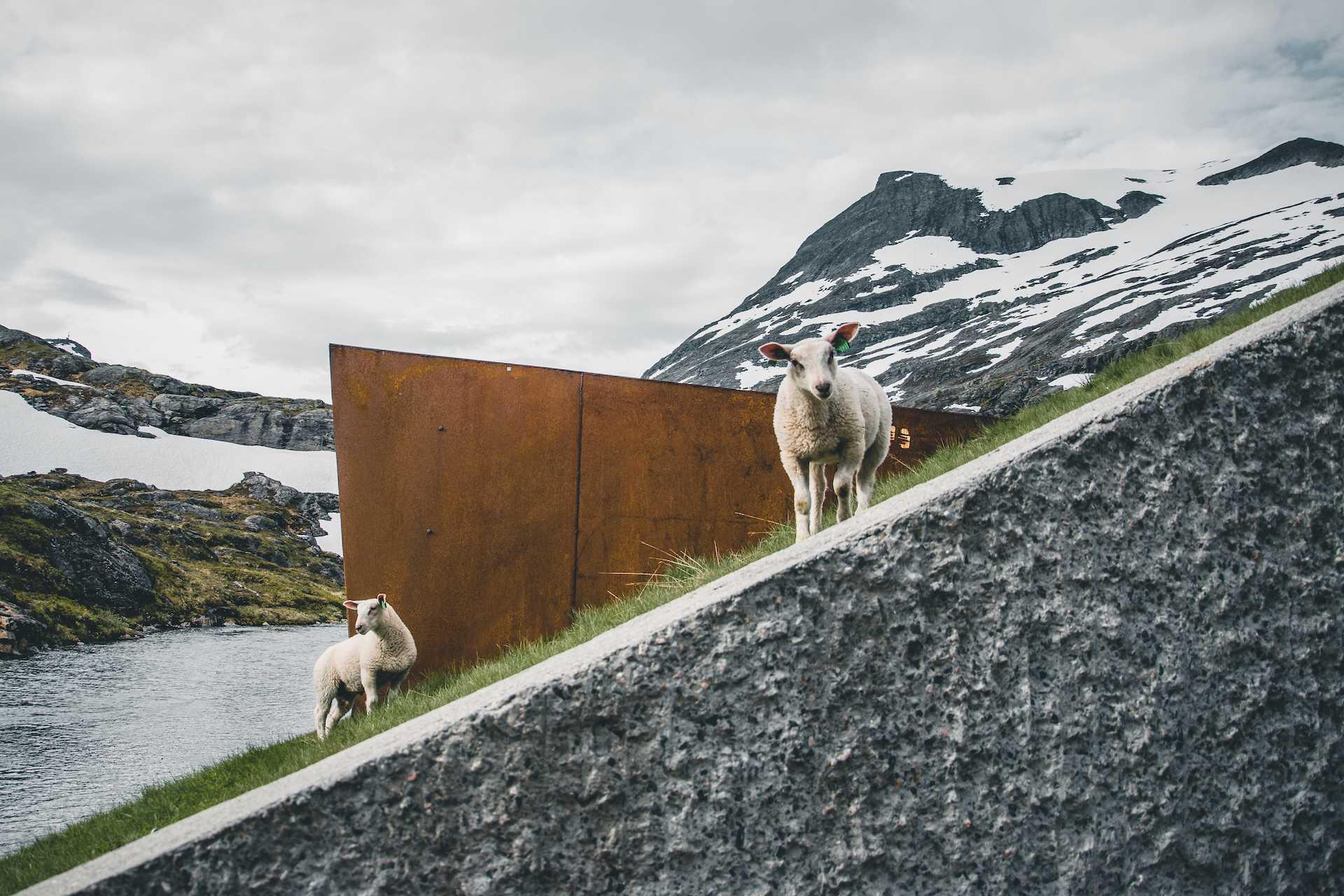 Trollstigen norwegia