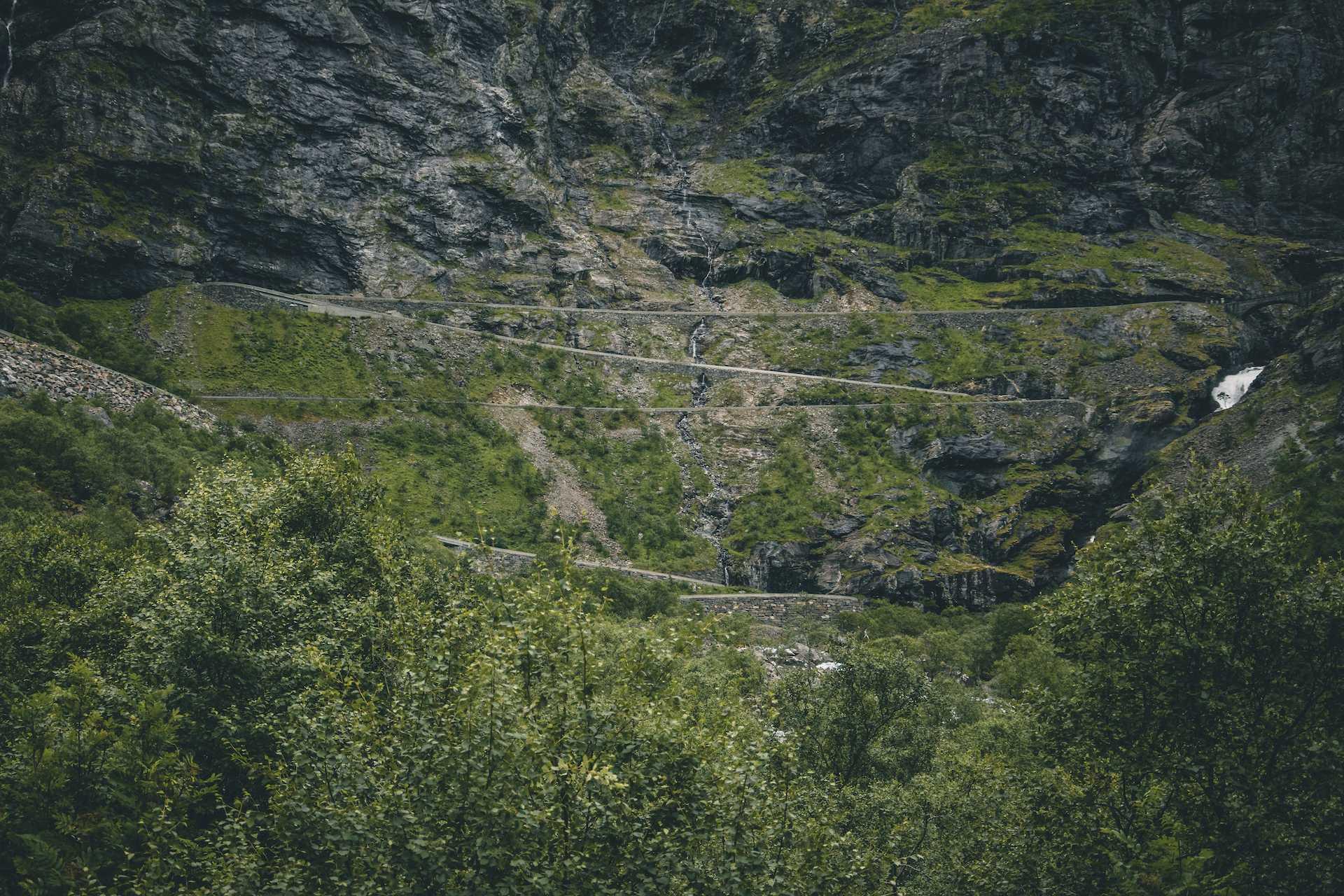 Droga Trolli Norwegia