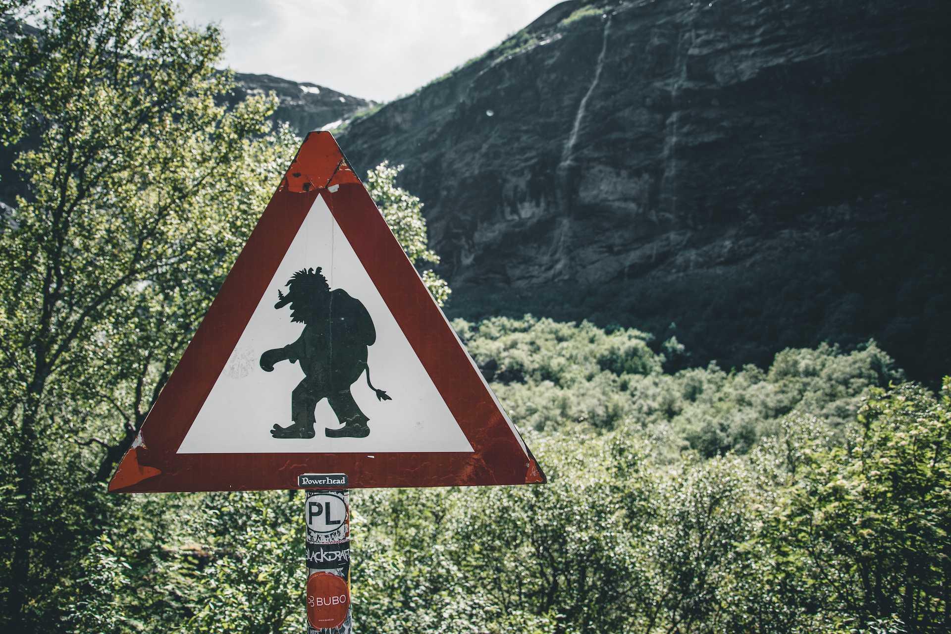 znak trolle