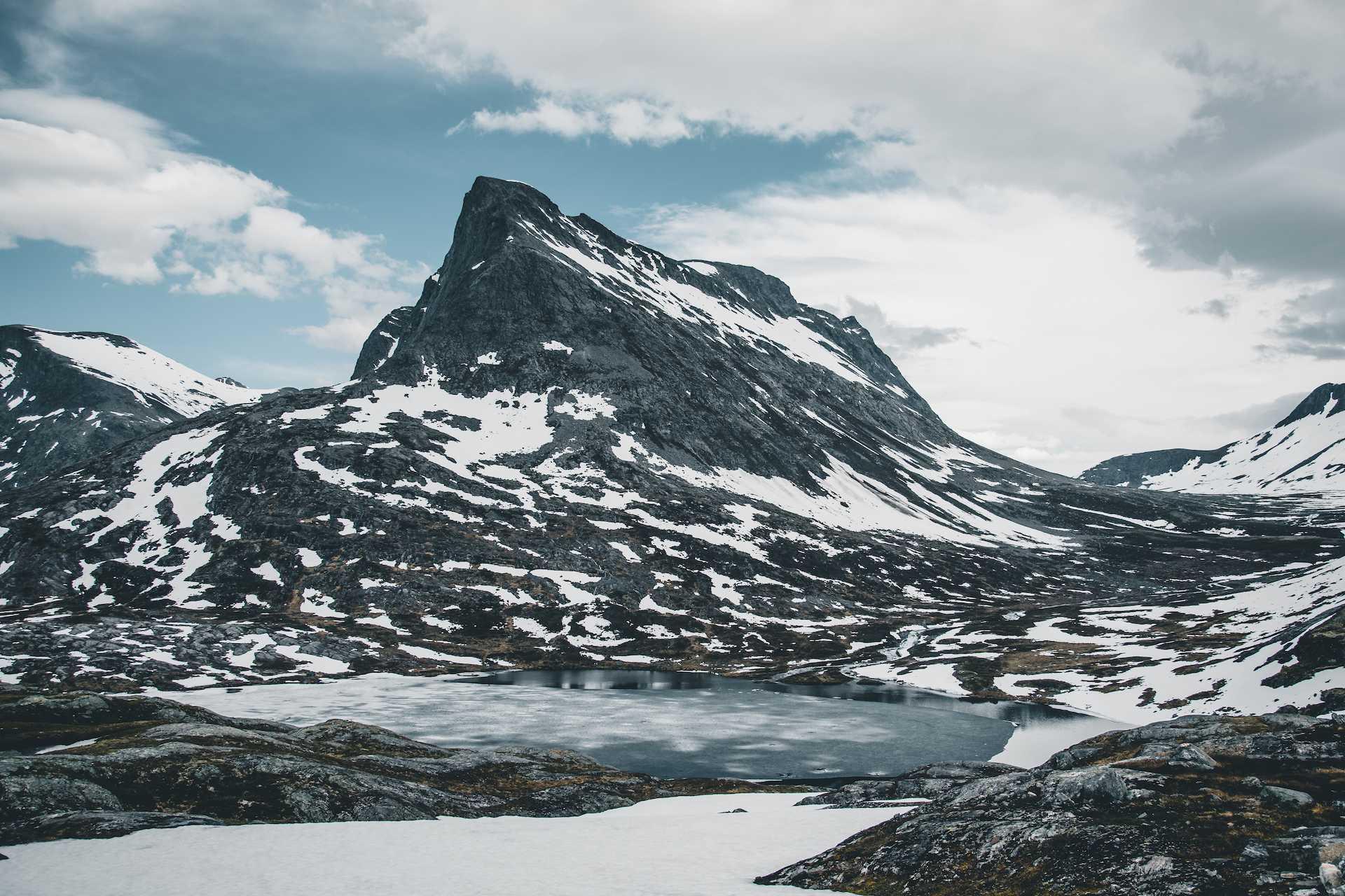 podróż samochodem Norwegia