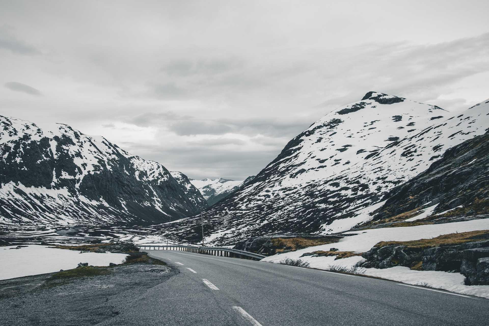 Droga 63 Norwegia