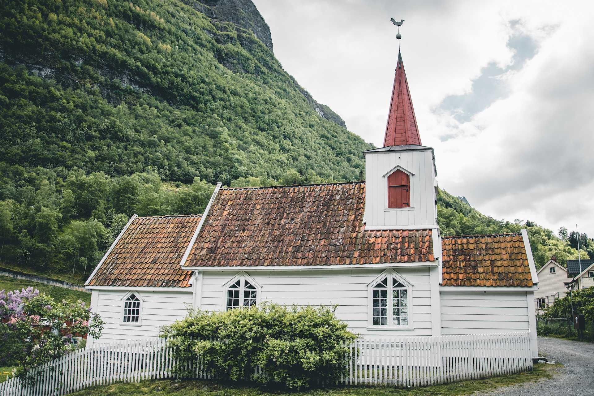 Kościół Undredal