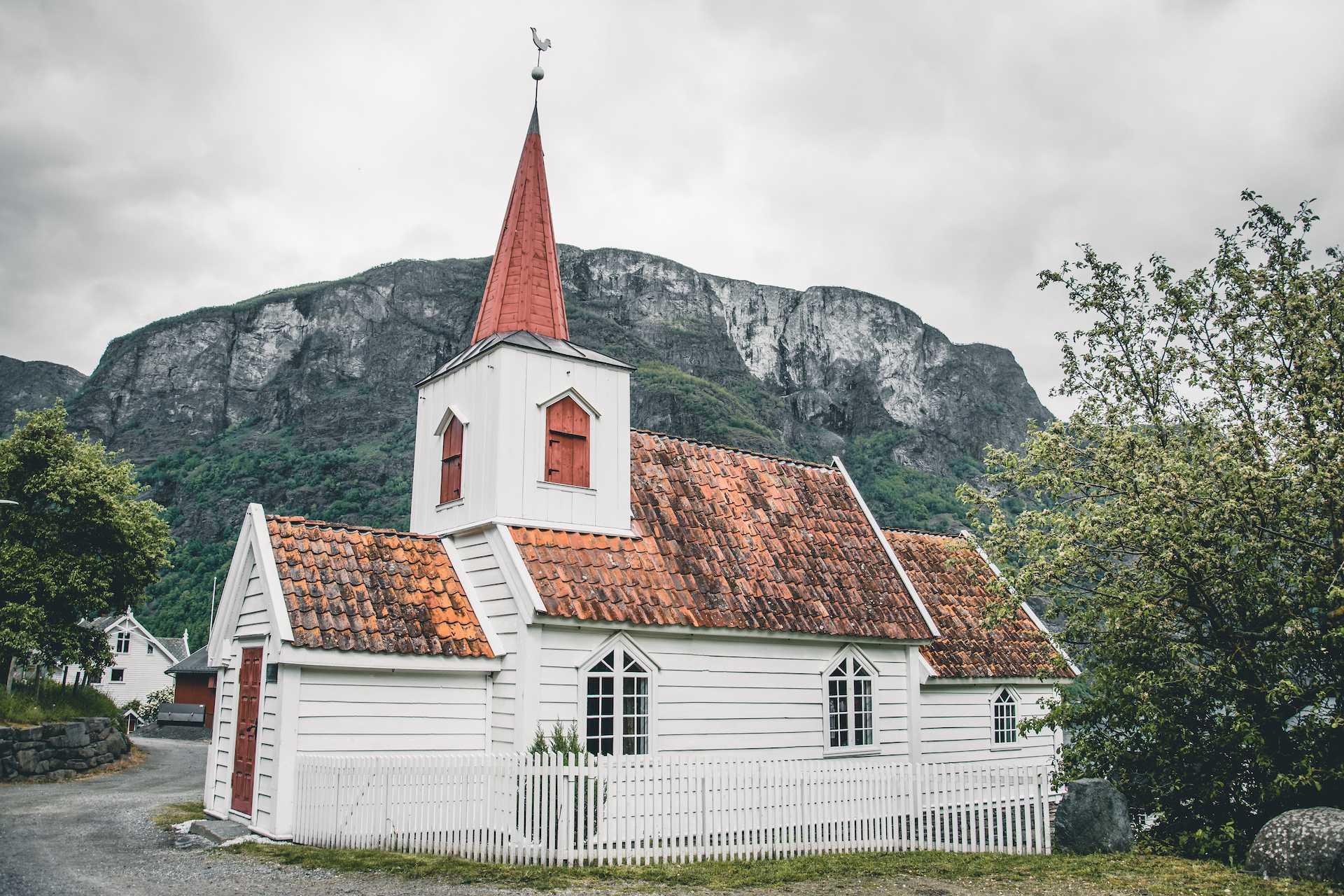 kościół klepkowy