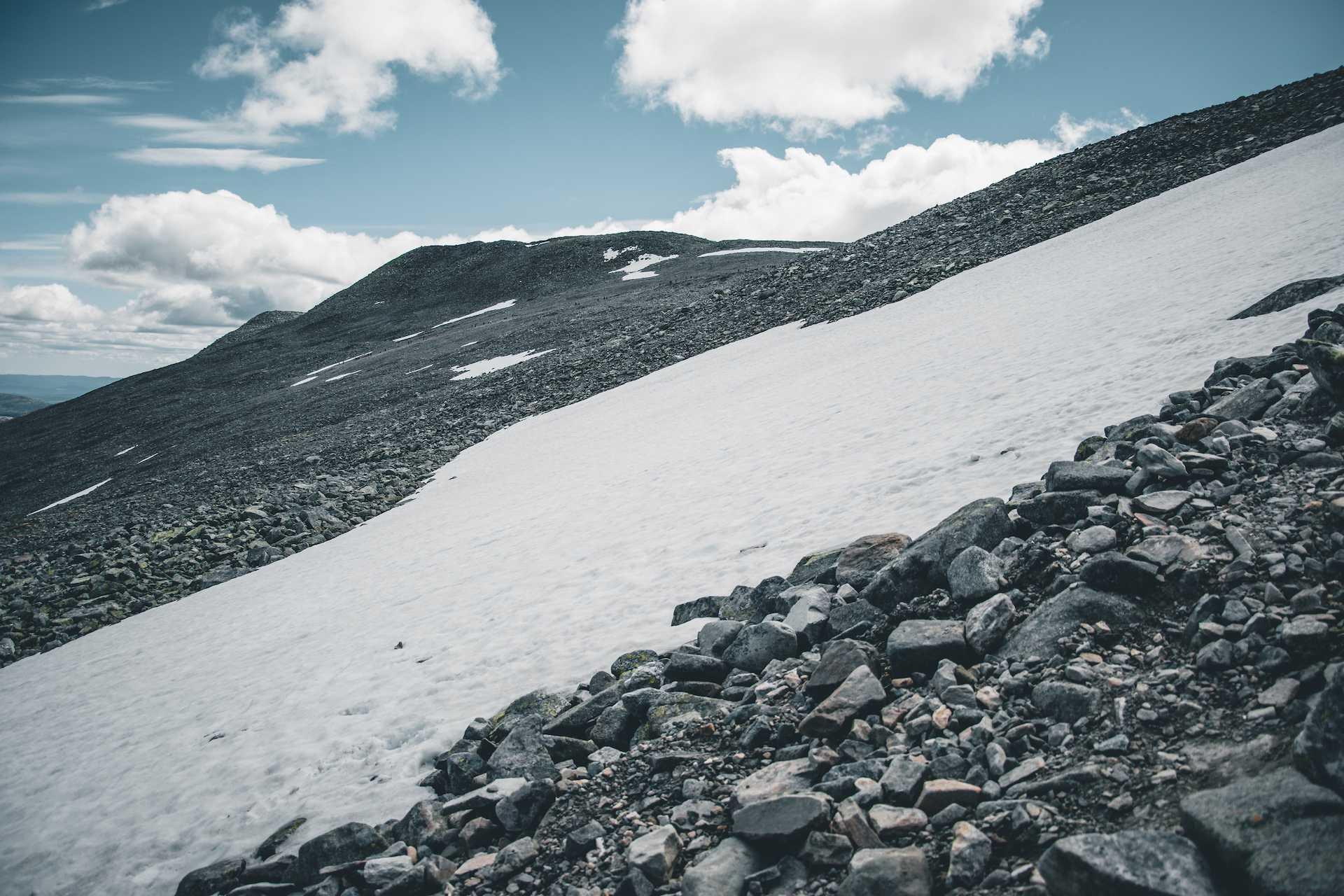 Gaustatoppen góra