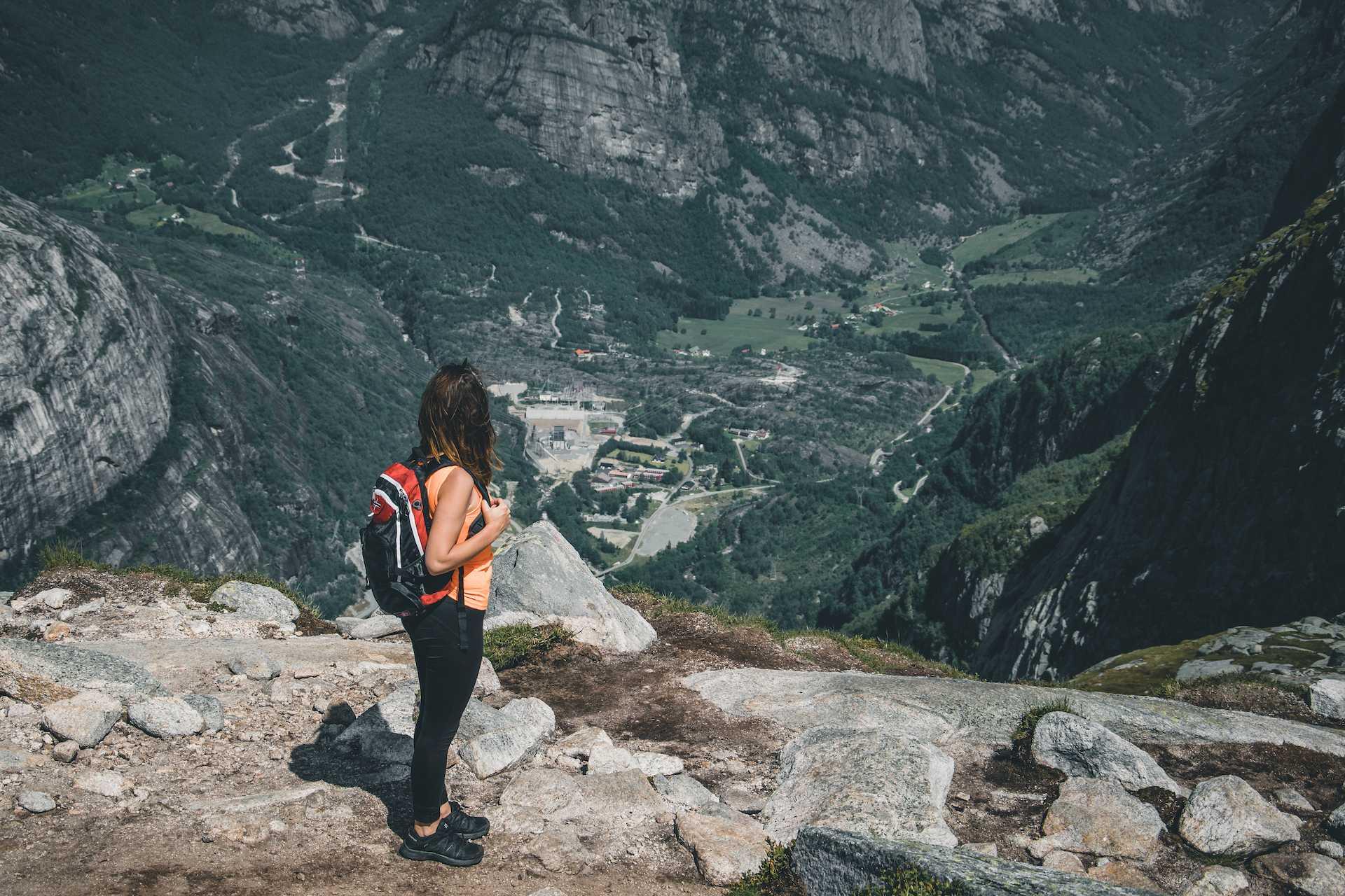 blog podróżniczy oNorwegii