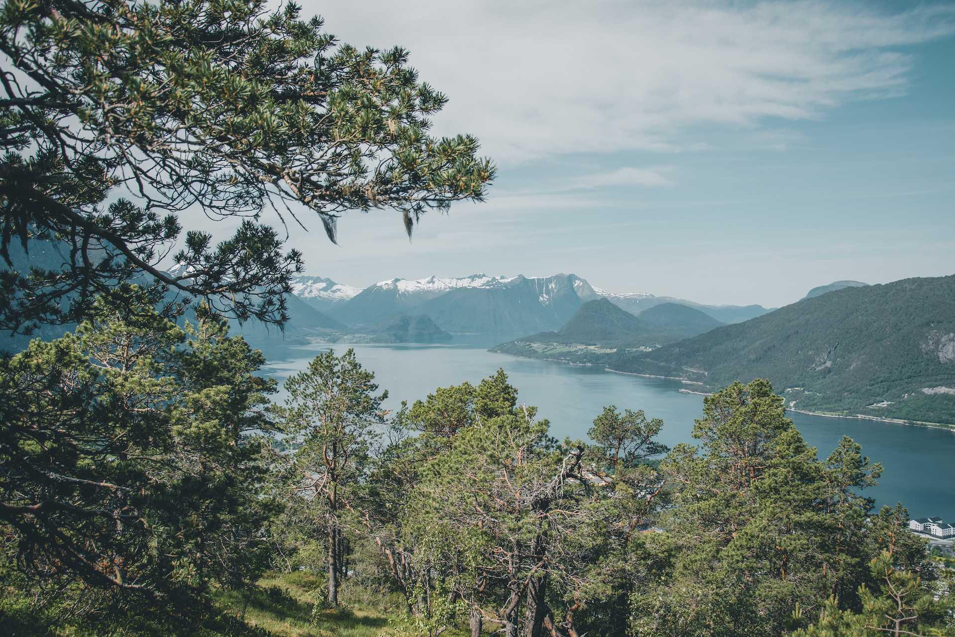 Rampestreken Norwegia